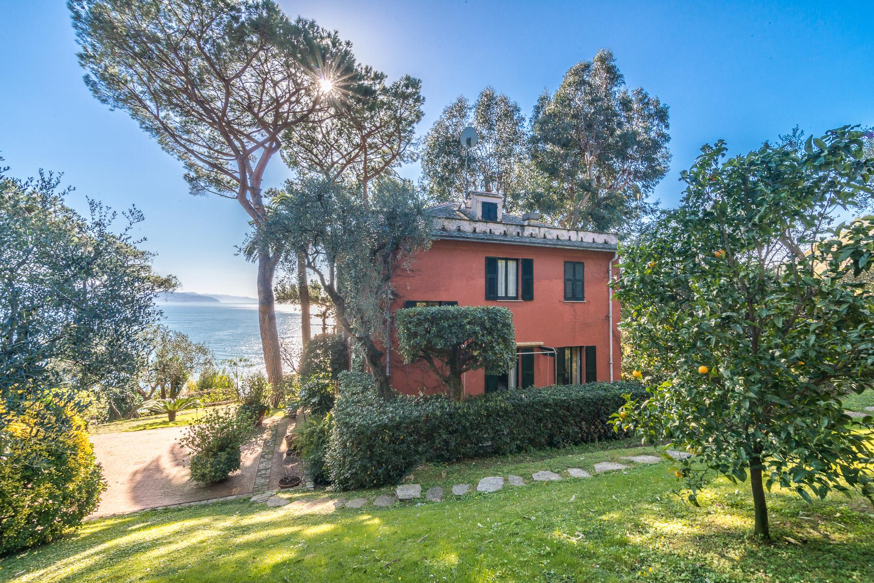 Majestic villa overlooking the Bay of Portofino - 6