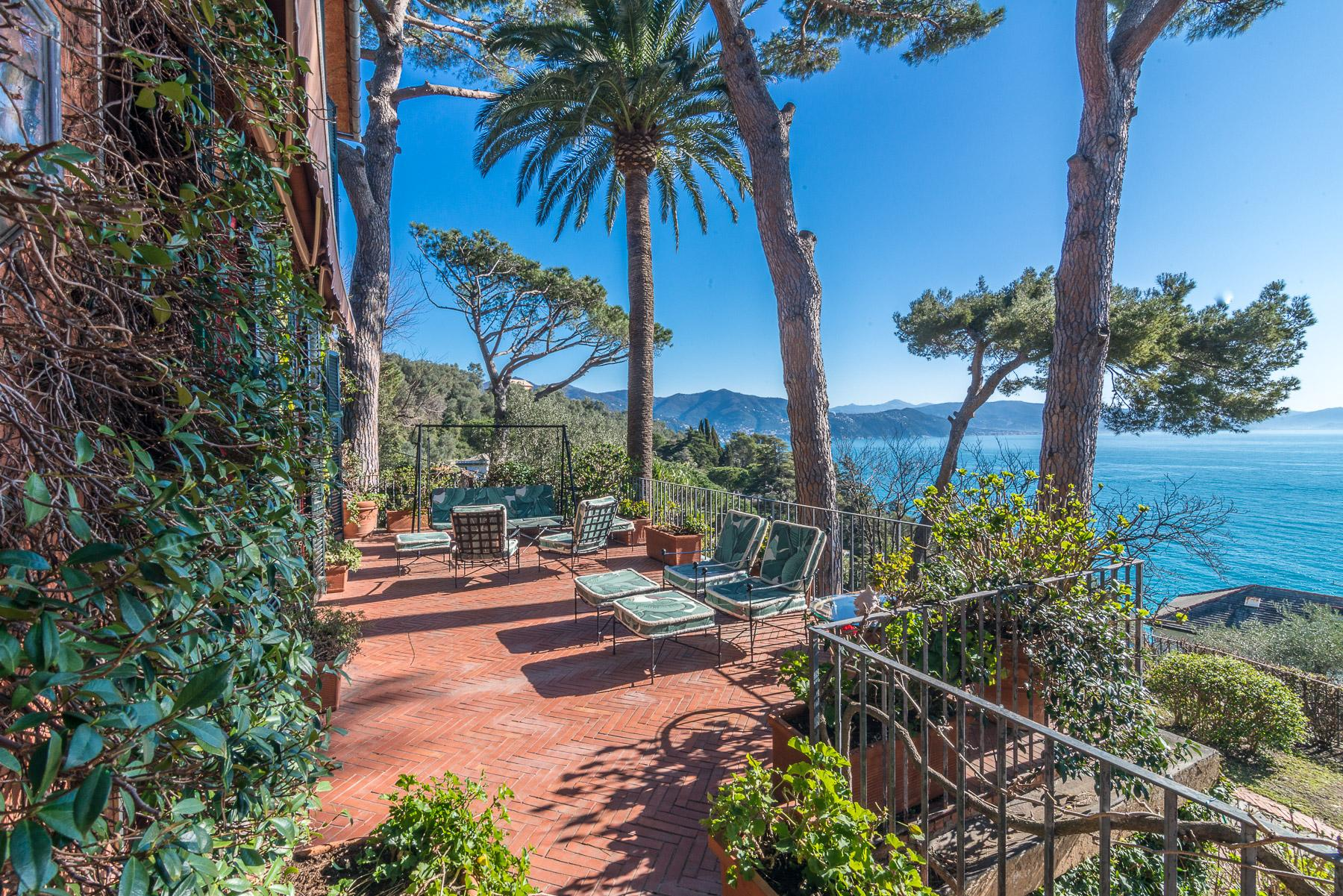Majestic villa overlooking the Bay of Portofino - 8