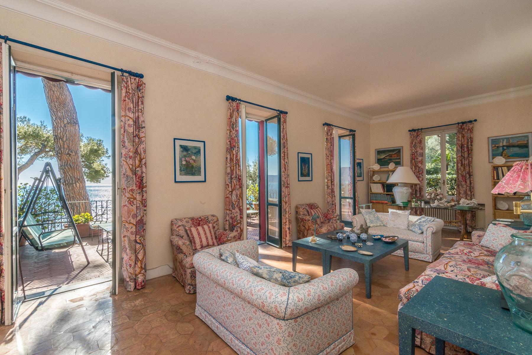 可俯瞰Portofino海湾的优雅别墅 - 11