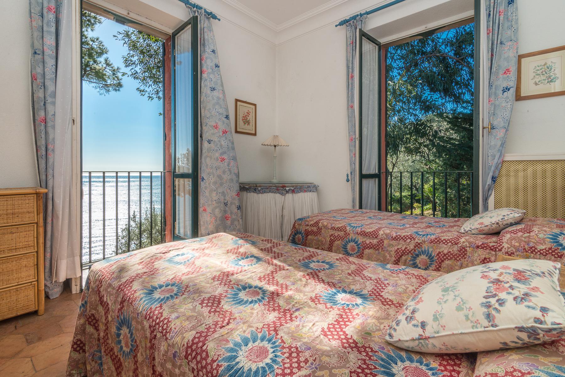 可俯瞰Portofino海湾的优雅别墅 - 14