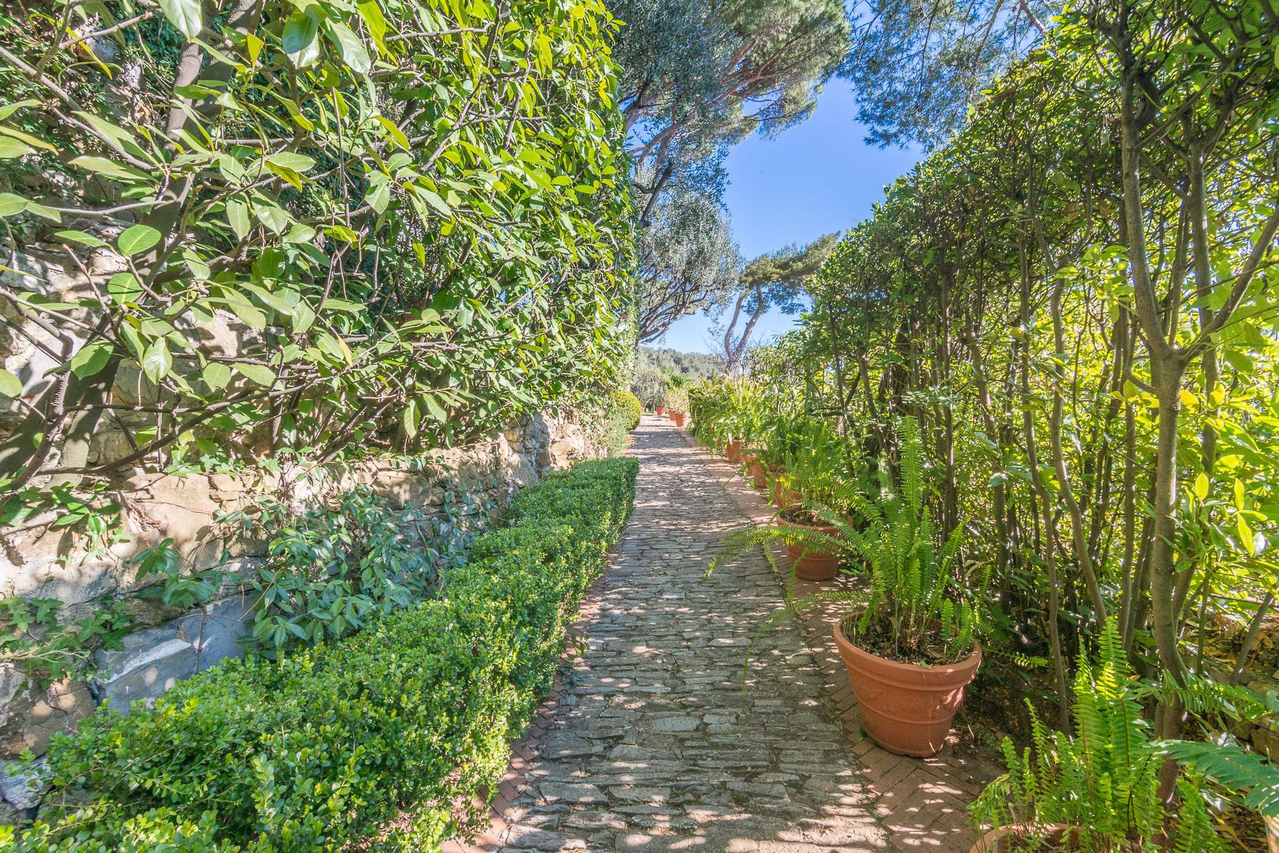 可俯瞰Portofino海湾的优雅别墅 - 16