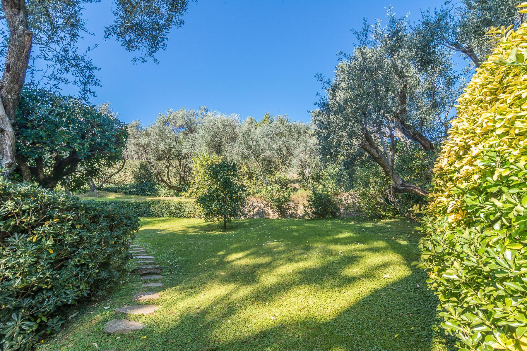 可俯瞰Portofino海湾的优雅别墅 - 19