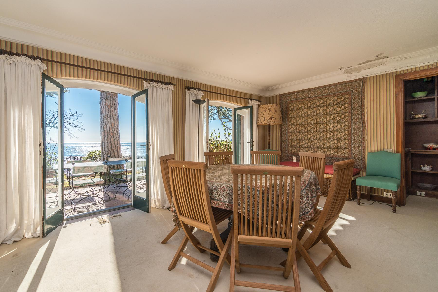 可俯瞰Portofino海湾的优雅别墅 - 25