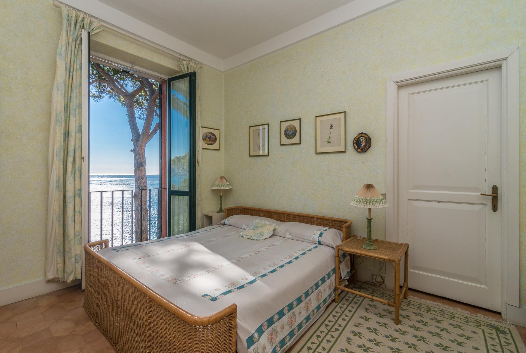 可俯瞰Portofino海湾的优雅别墅 - 30