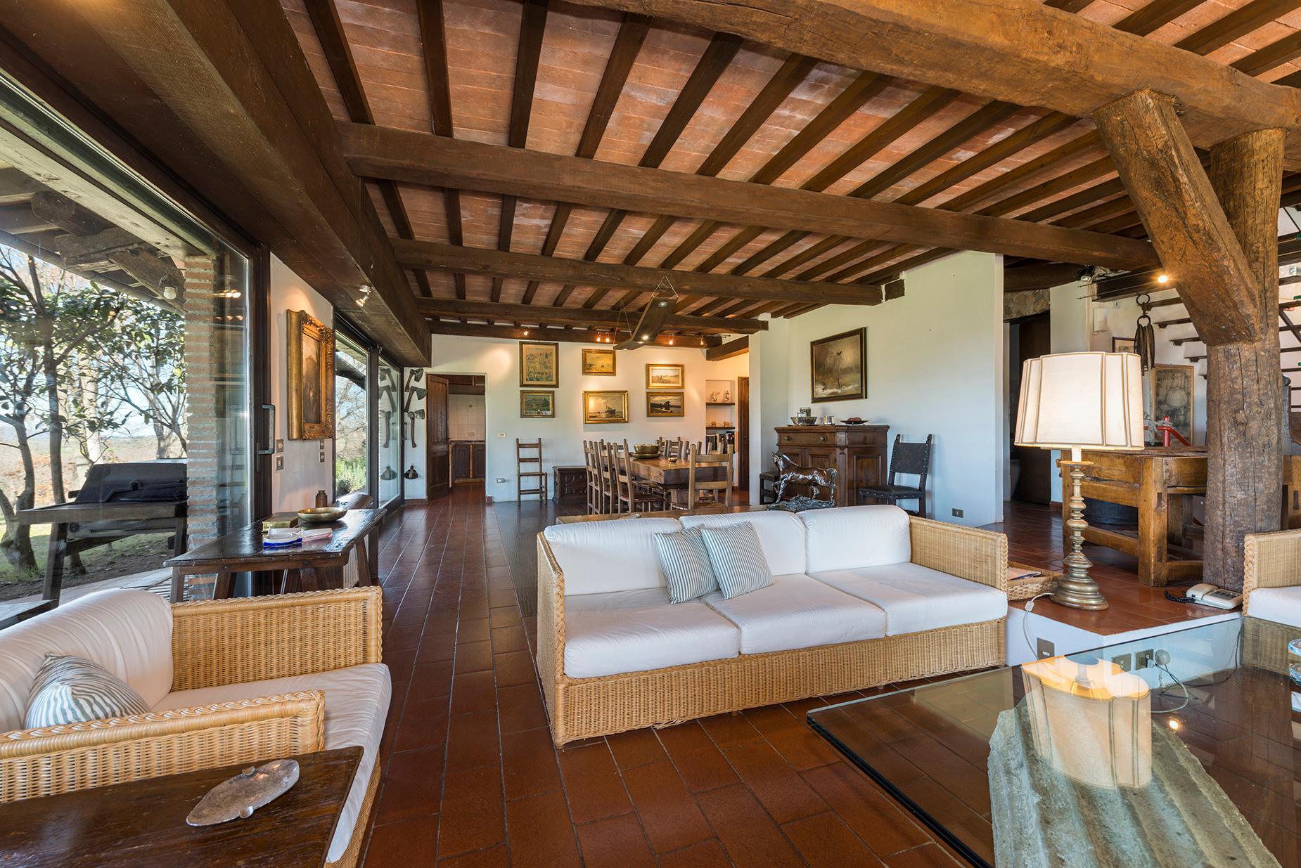 Wunderschöne Villa mit atemberaubenden Blicken auf den Monte Argentario - 7