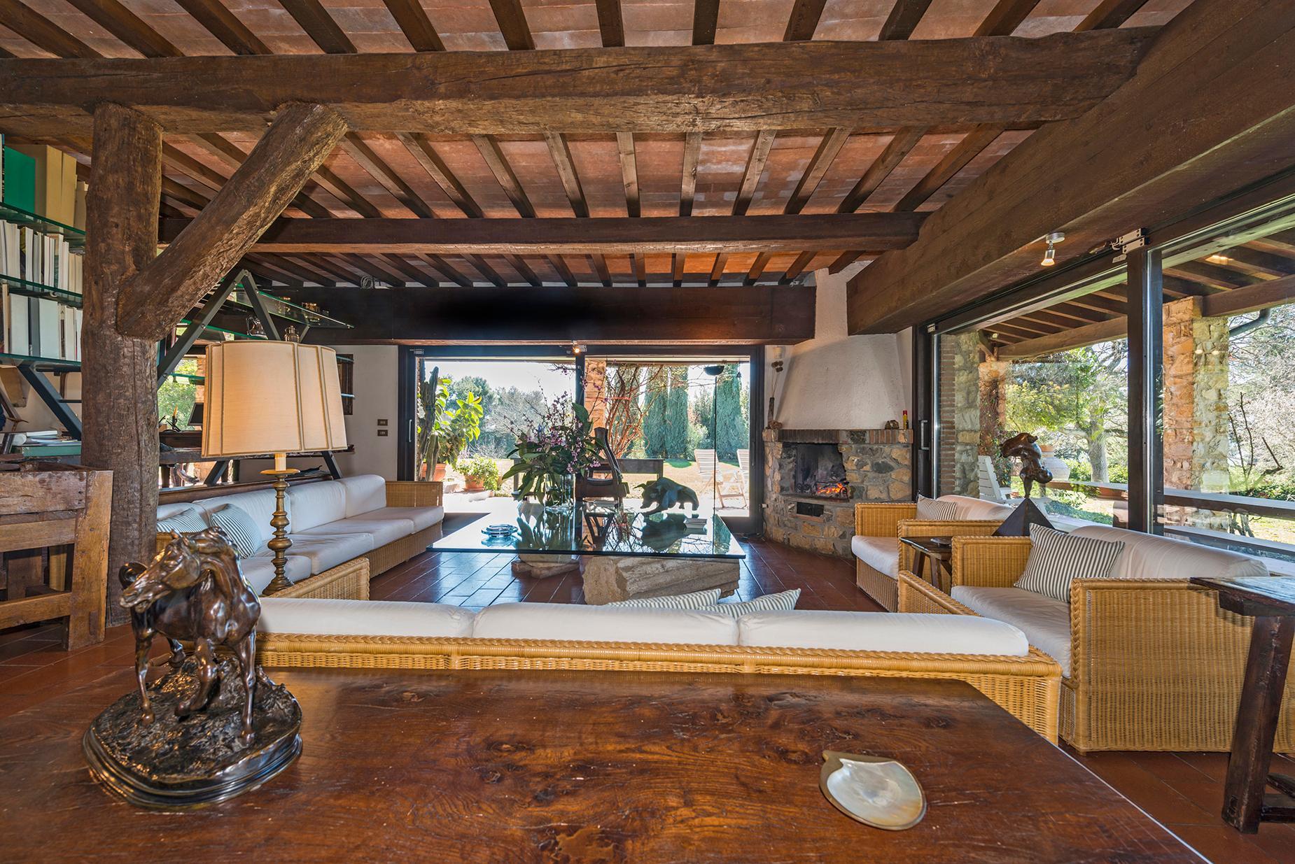Wunderschöne Villa mit atemberaubenden Blicken auf den Monte Argentario - 8