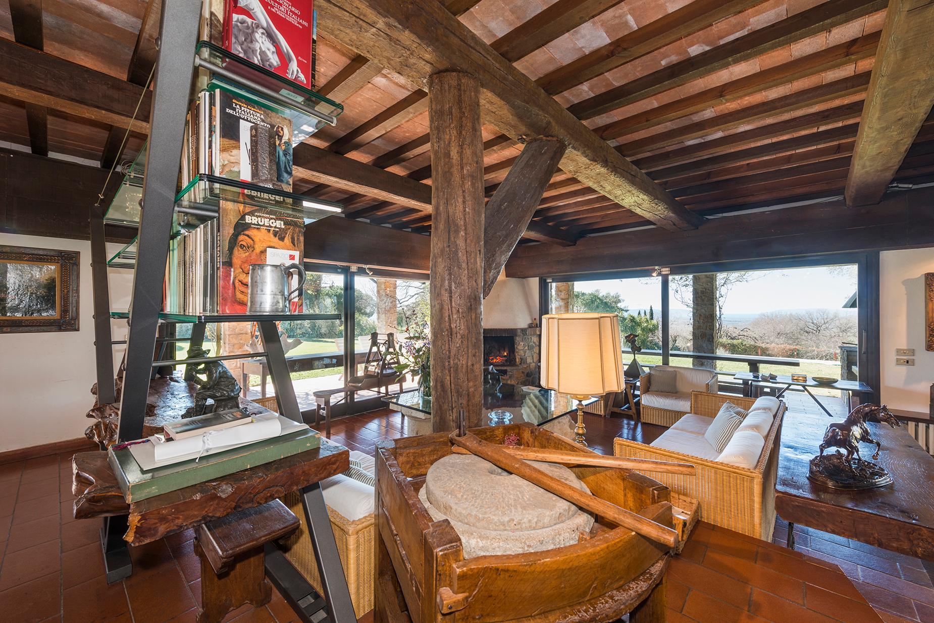 Wunderschöne Villa mit atemberaubenden Blicken auf den Monte Argentario - 4