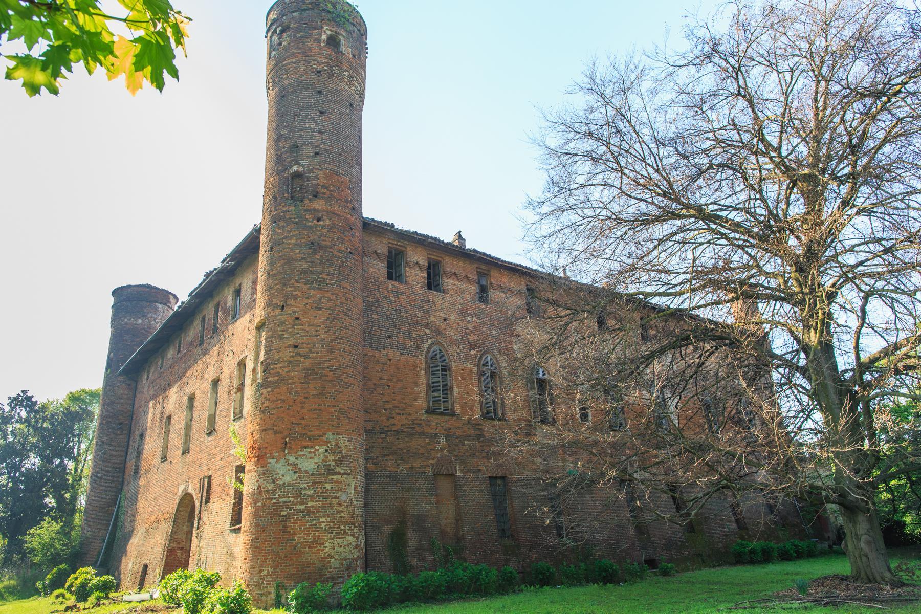 Das Drosso Schloss - 2