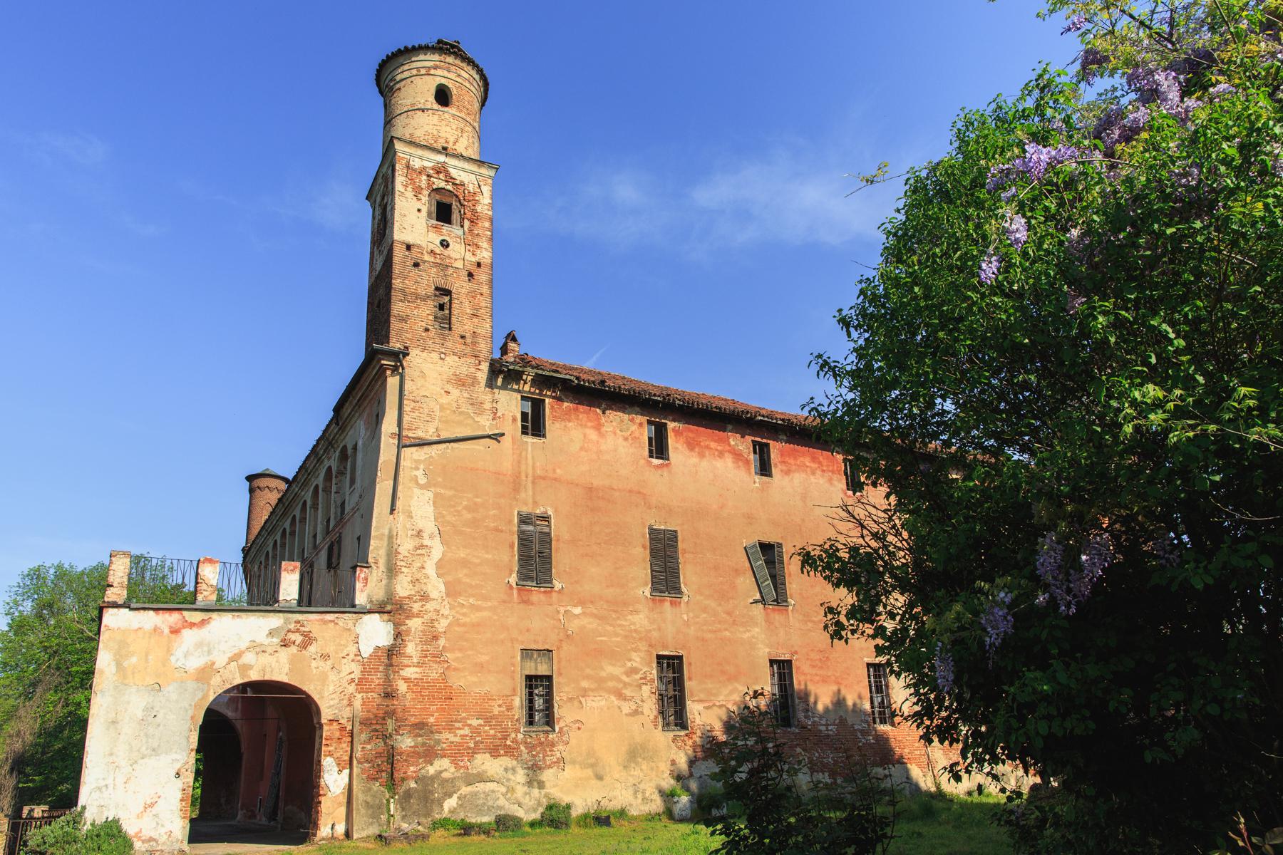 Замок Дроссо - 1
