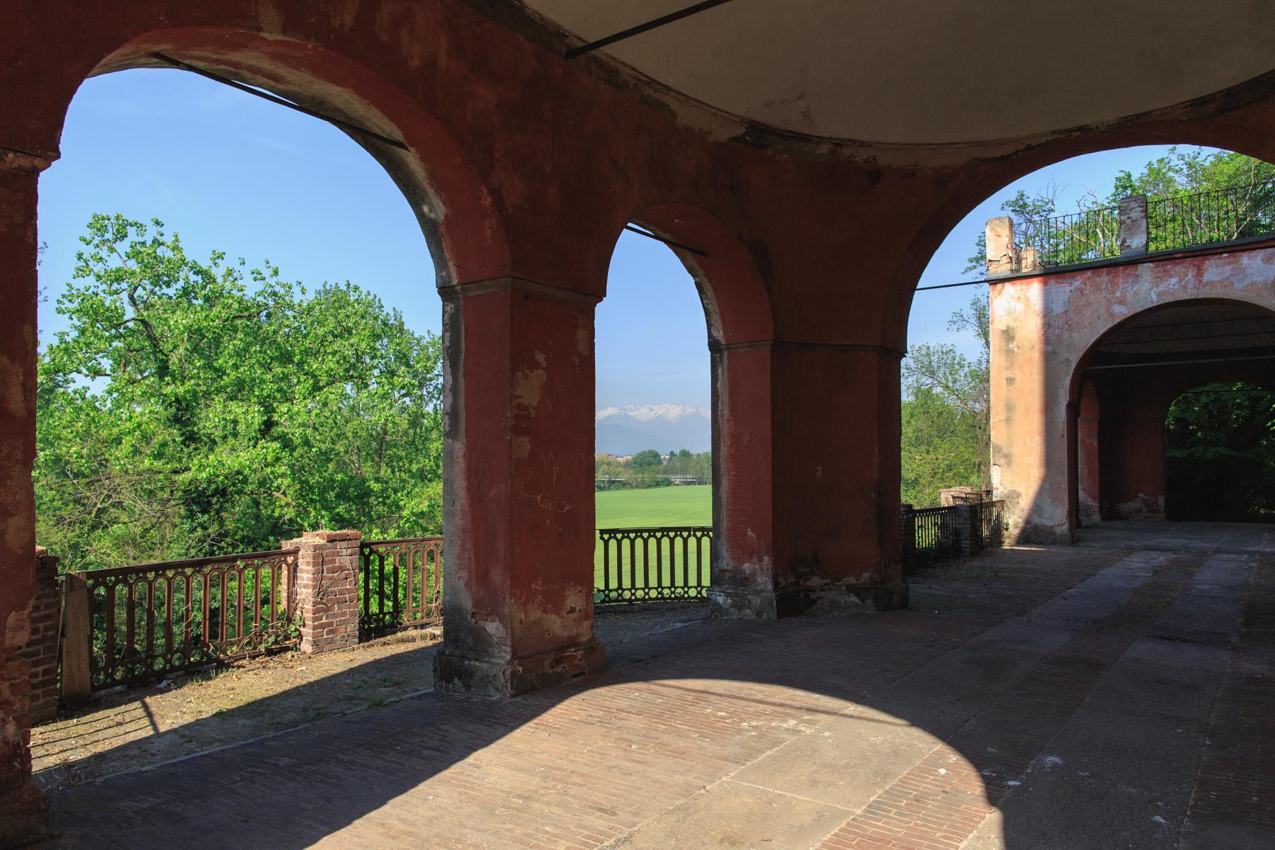 Замок Дроссо - 8