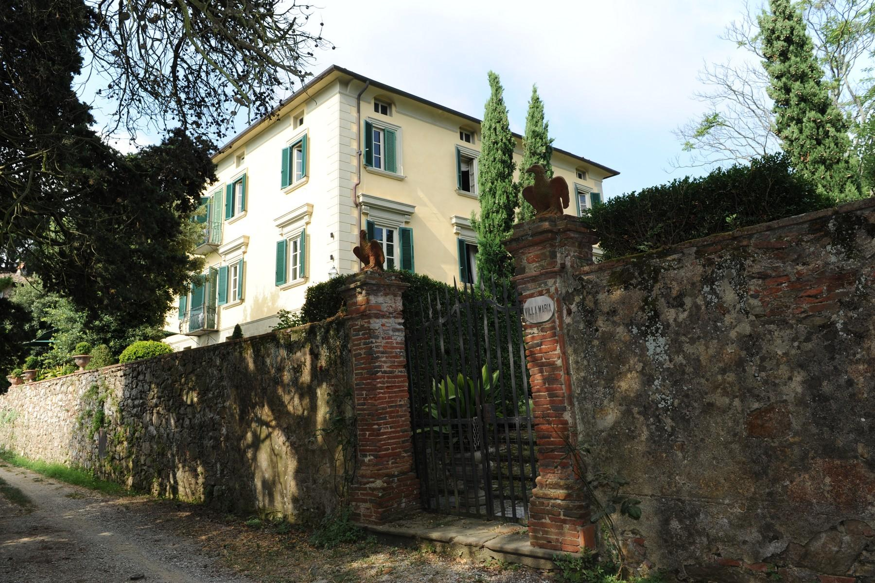 Beautiful and unique XVI century villa on the hills of Camaiore - 2