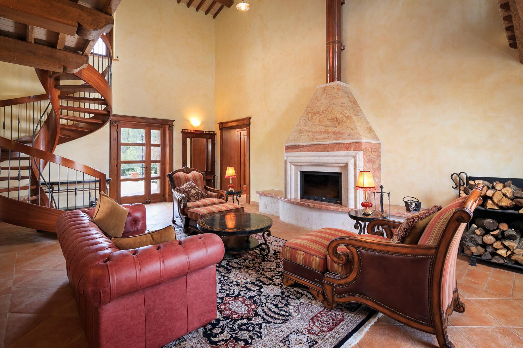 坐落在Umbria山丘的绝美农舍 - 9