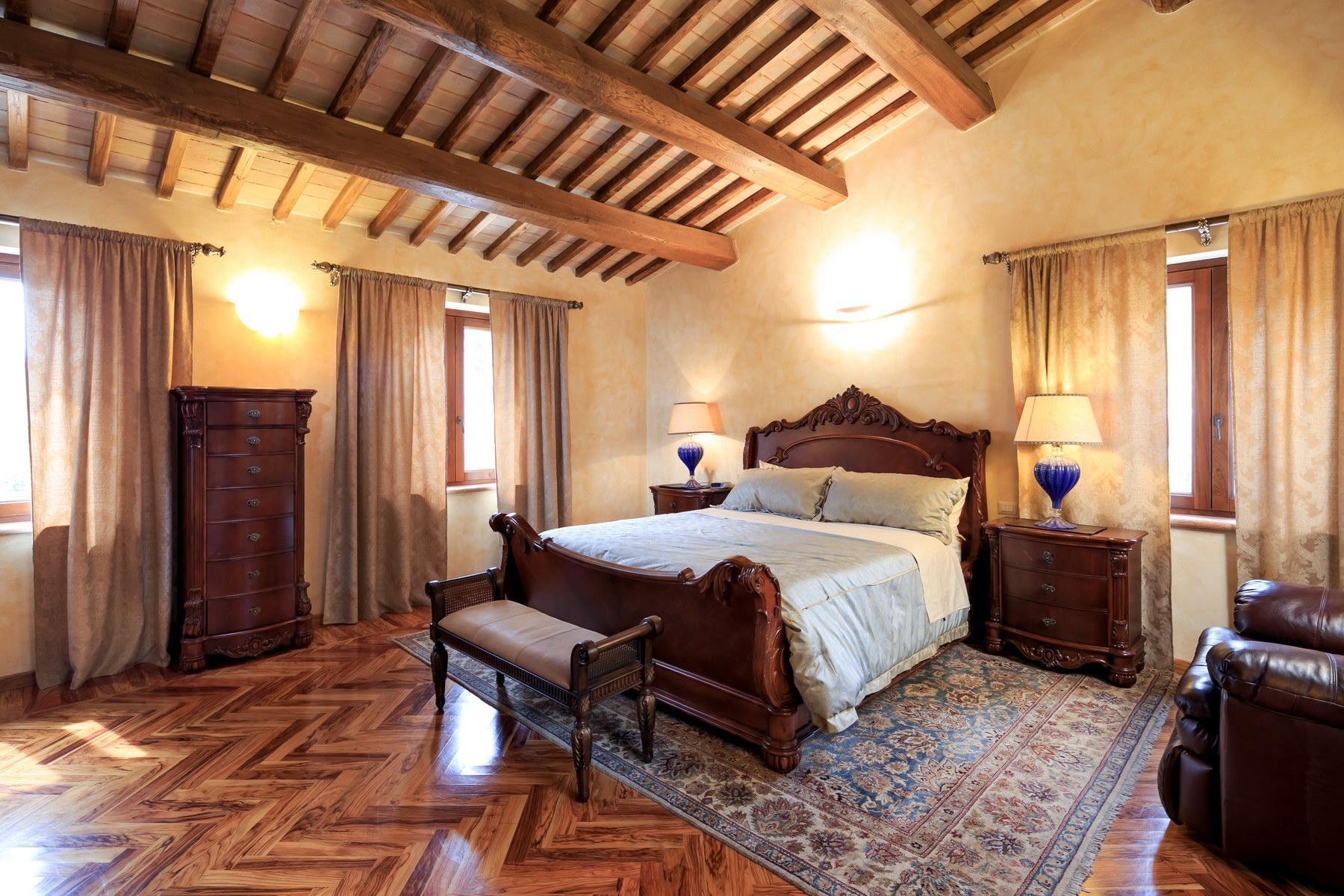 坐落在Umbria山丘的绝美农舍 - 10