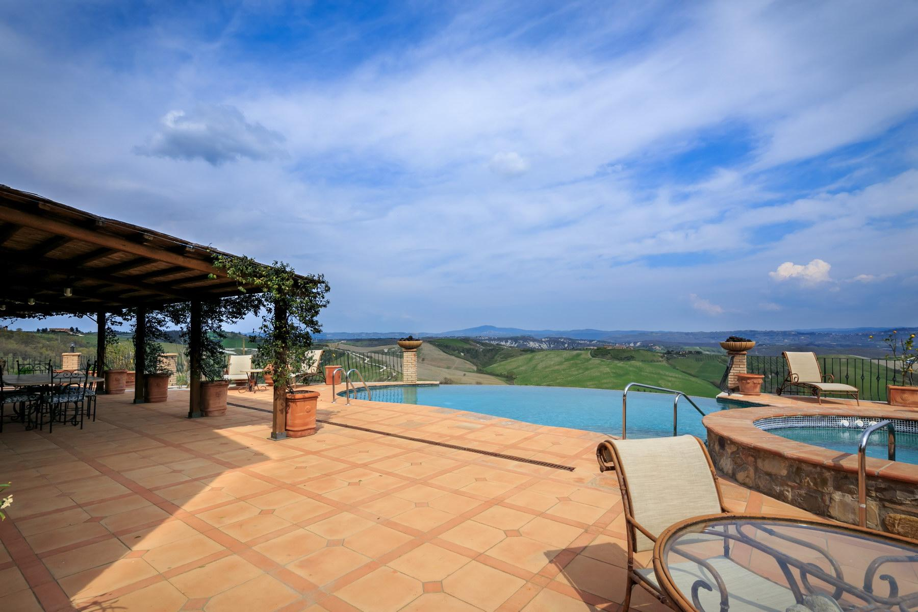 坐落在Umbria山丘的绝美农舍 - 14