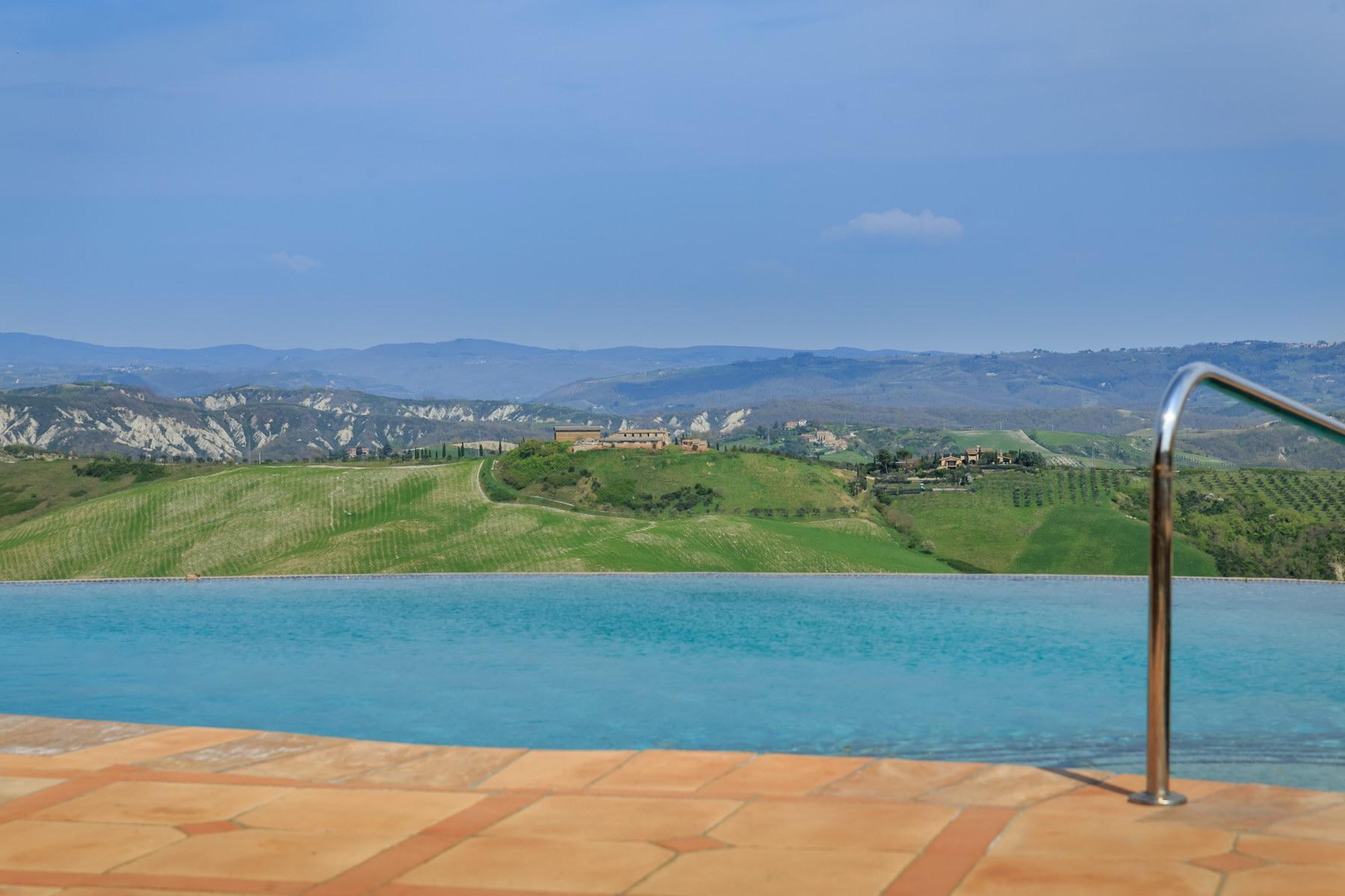 坐落在Umbria山丘的绝美农舍 - 15
