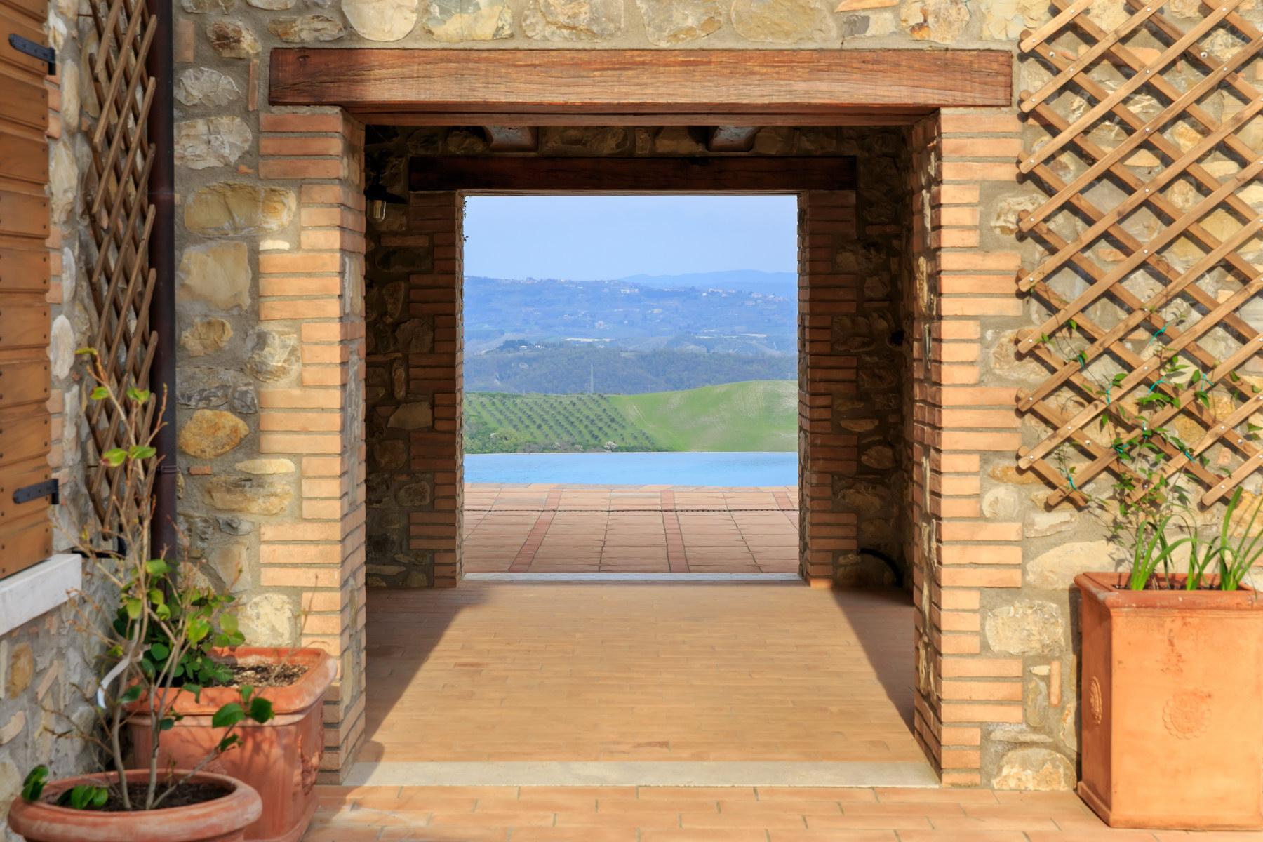 坐落在Umbria山丘的绝美农舍 - 16