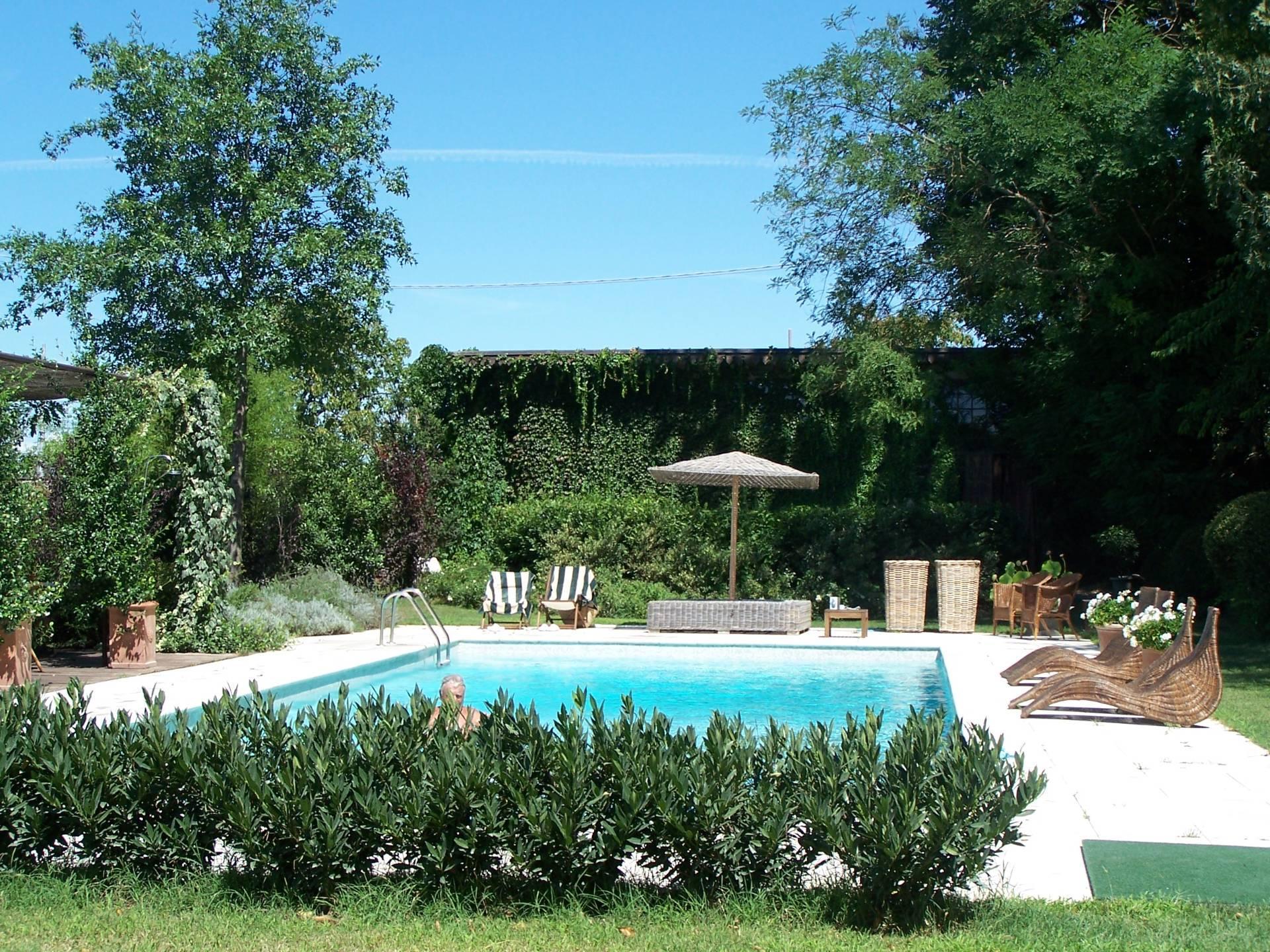 位于Cremona乡村内且拥有大公园的历史久远的别墅 - 7