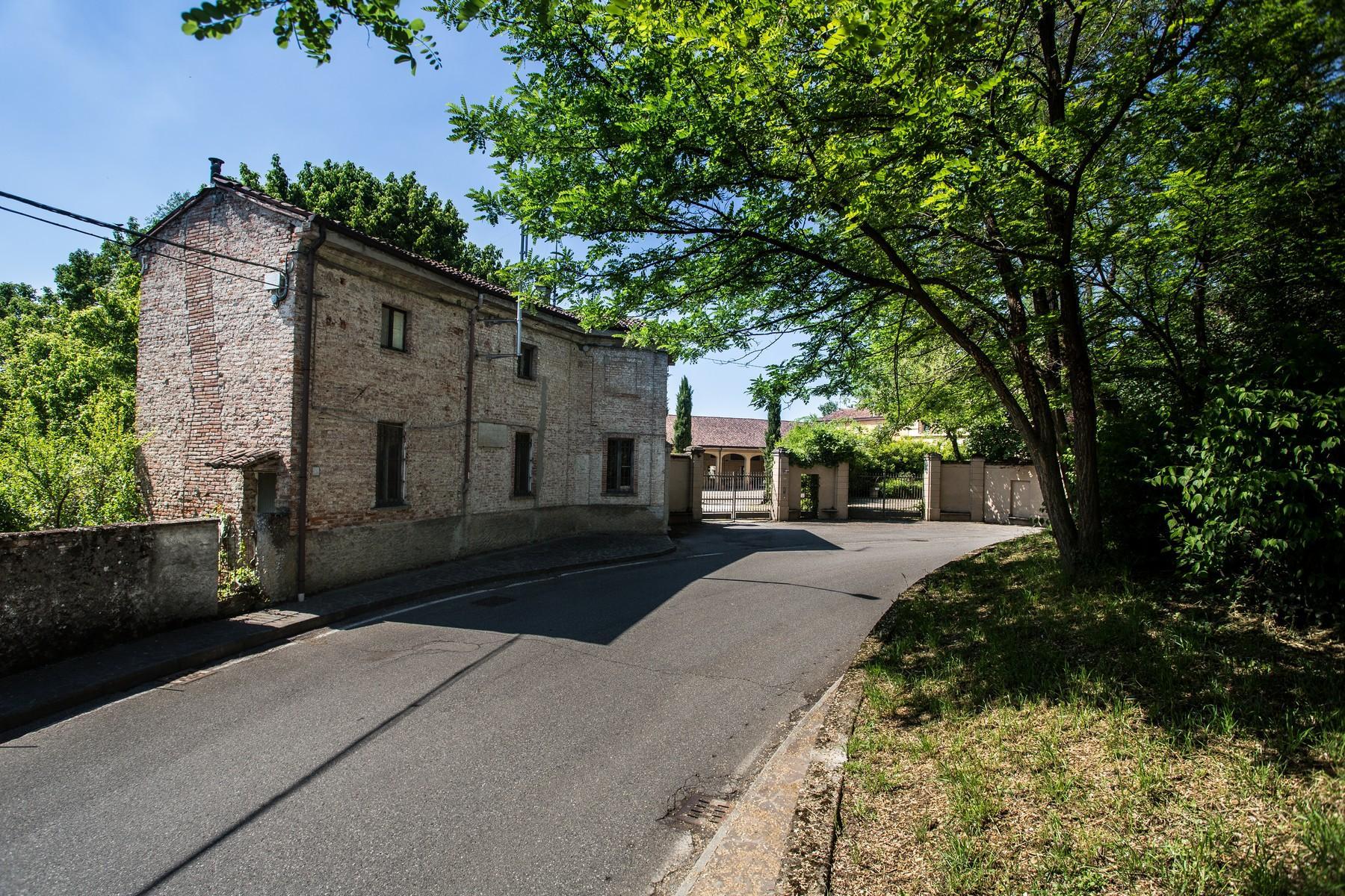 位于Cremona乡村内且拥有大公园的历史久远的别墅 - 5