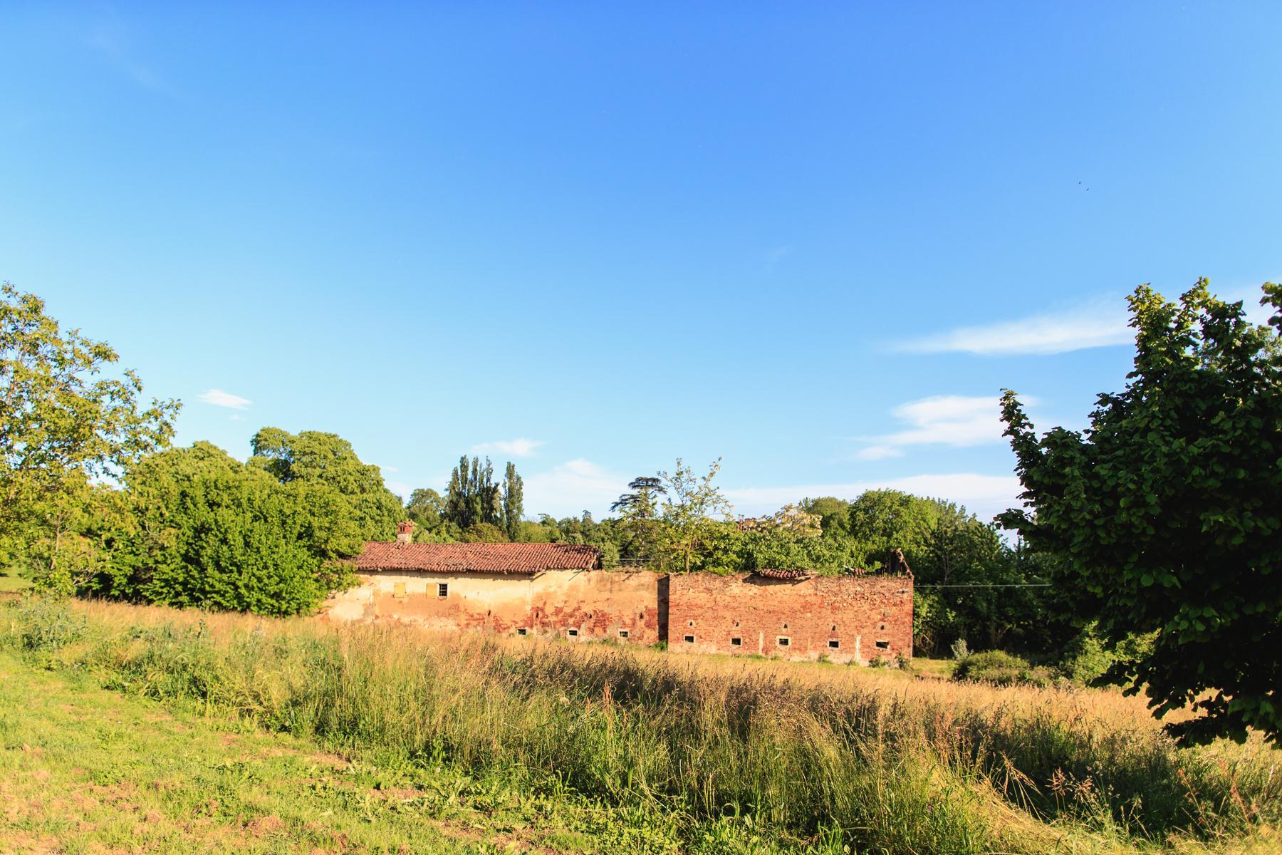 Antikes Bauernhaus auf dem Land Turins - 7