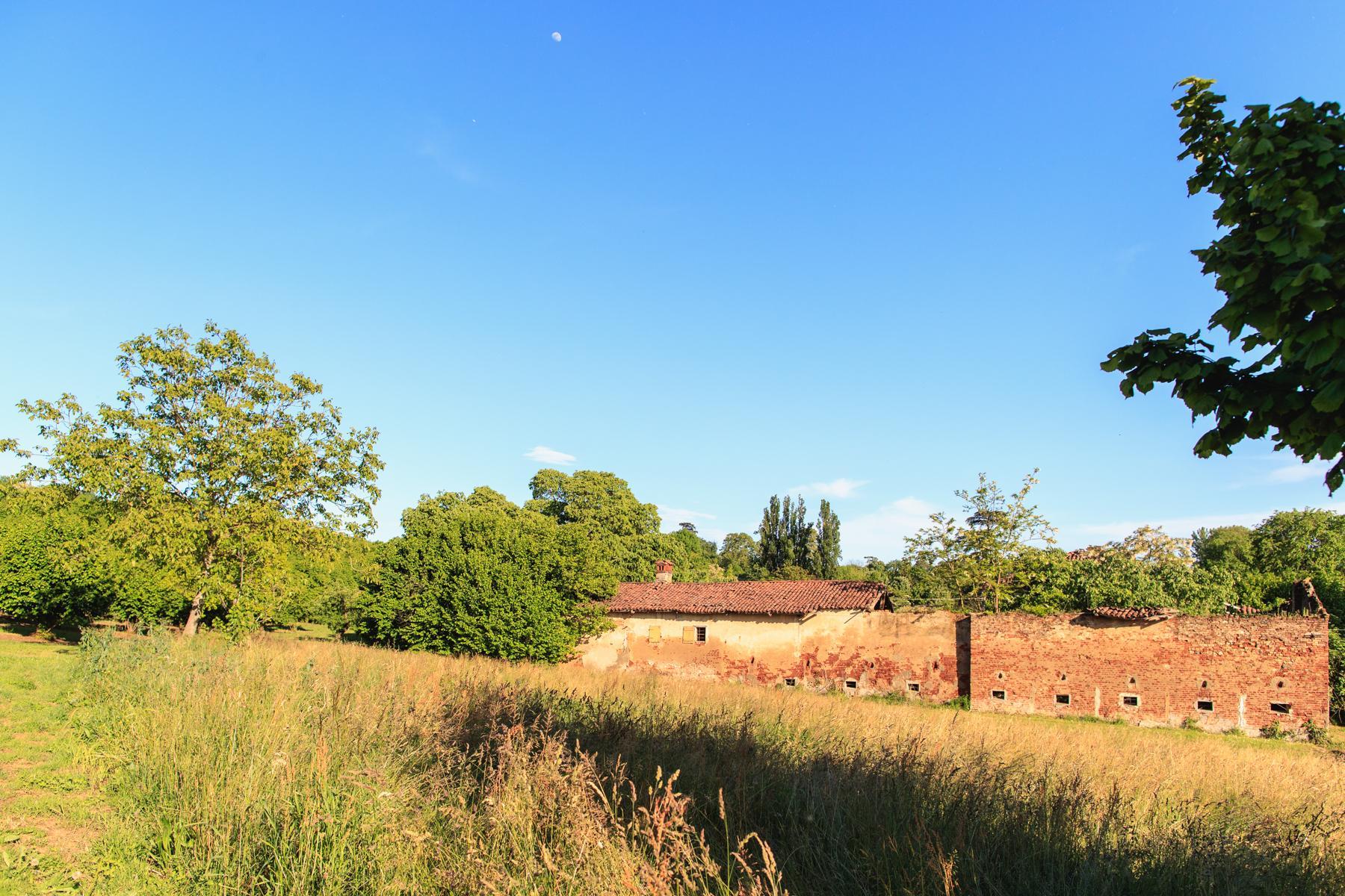 Antikes Bauernhaus auf dem Land Turins - 8