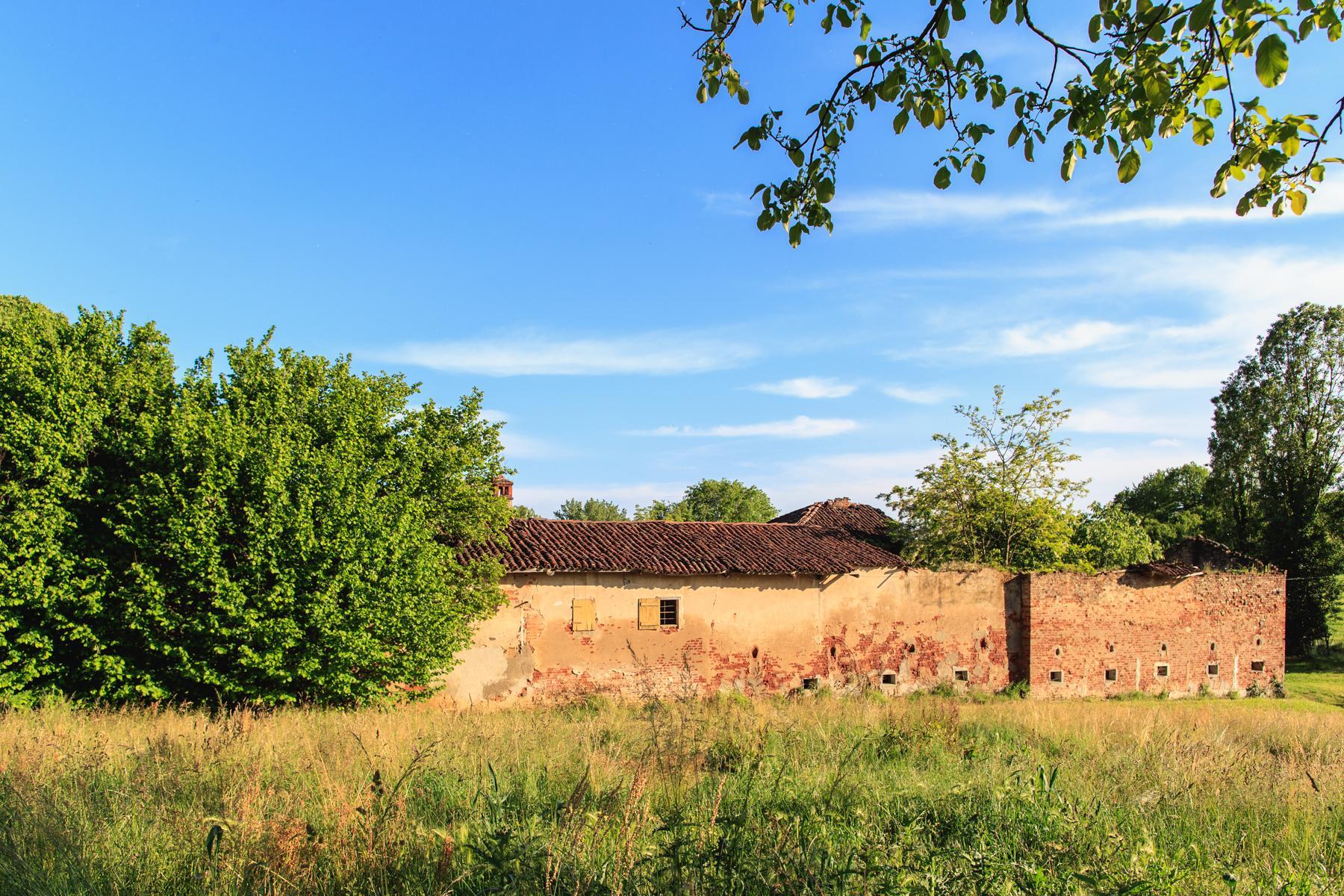 Ancienne ferme dans la campagne de Turin - 9