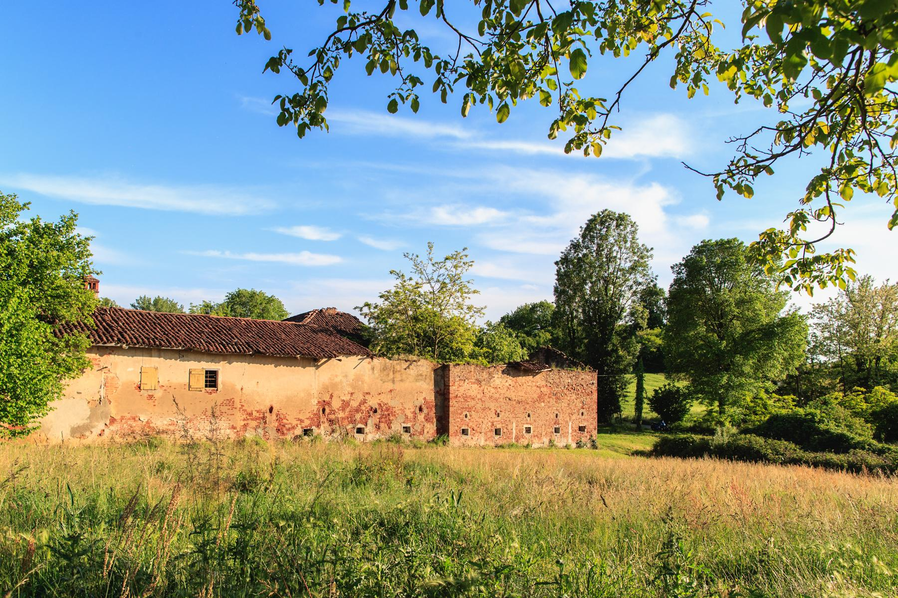 Ancienne ferme dans la campagne de Turin - 10