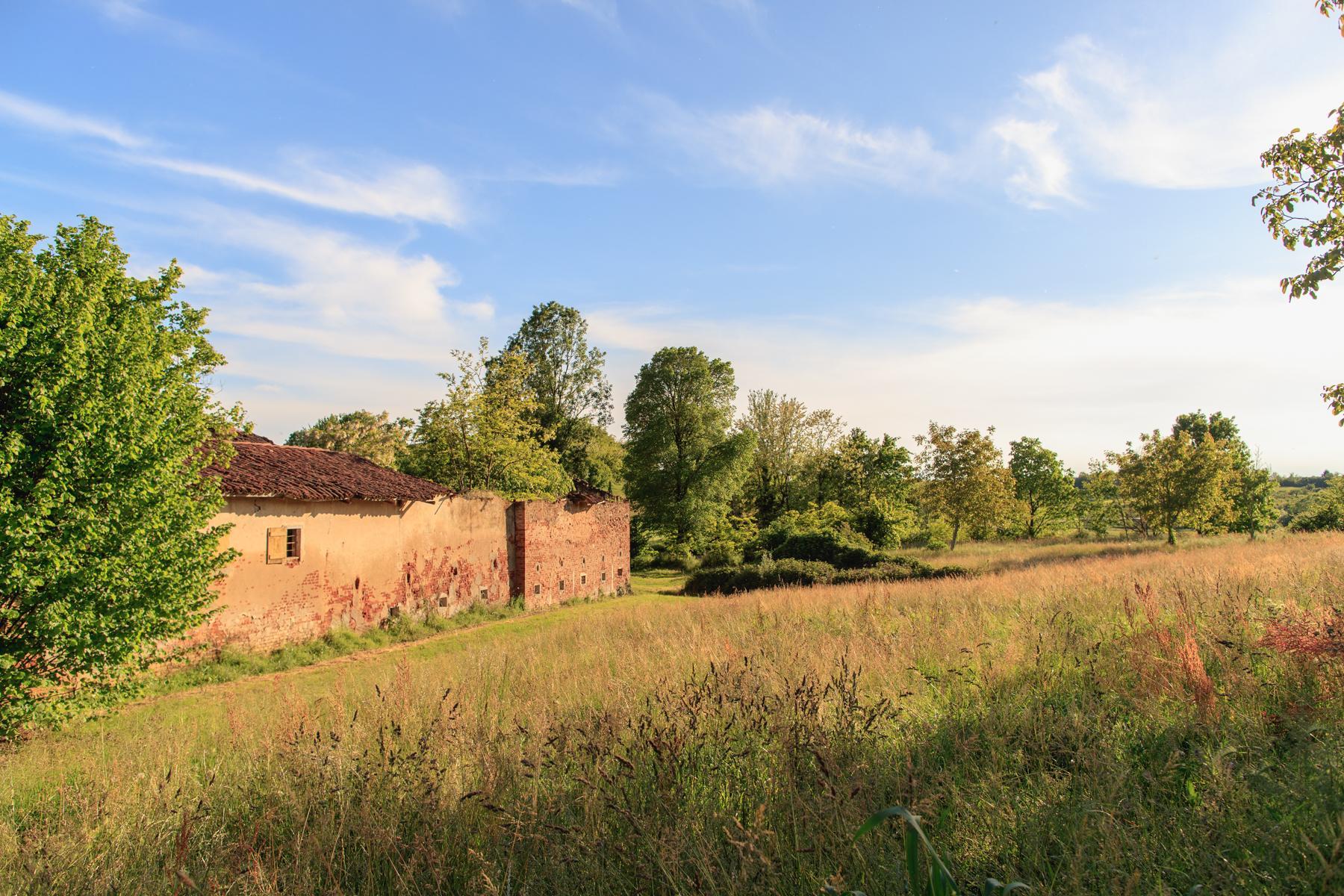 Ancienne ferme dans la campagne de Turin - 11