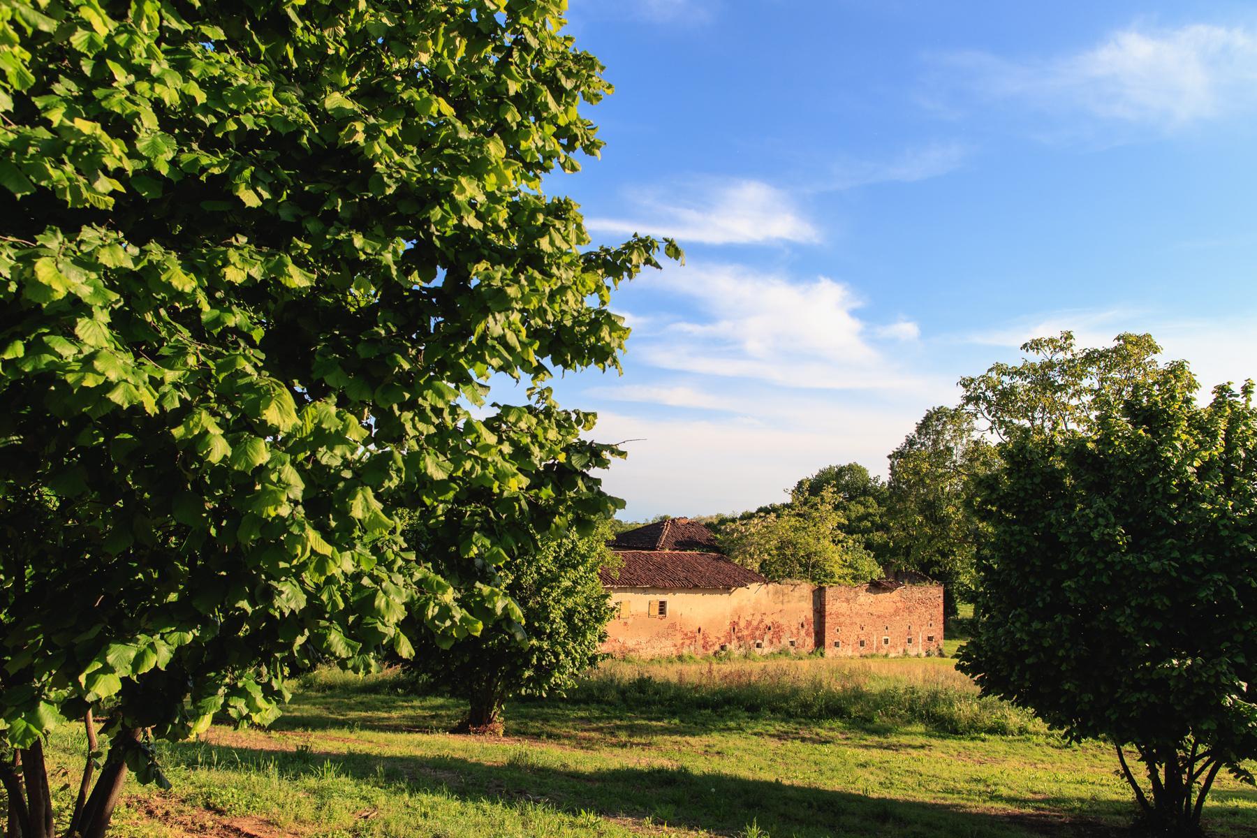 Ancienne ferme dans la campagne de Turin - 12