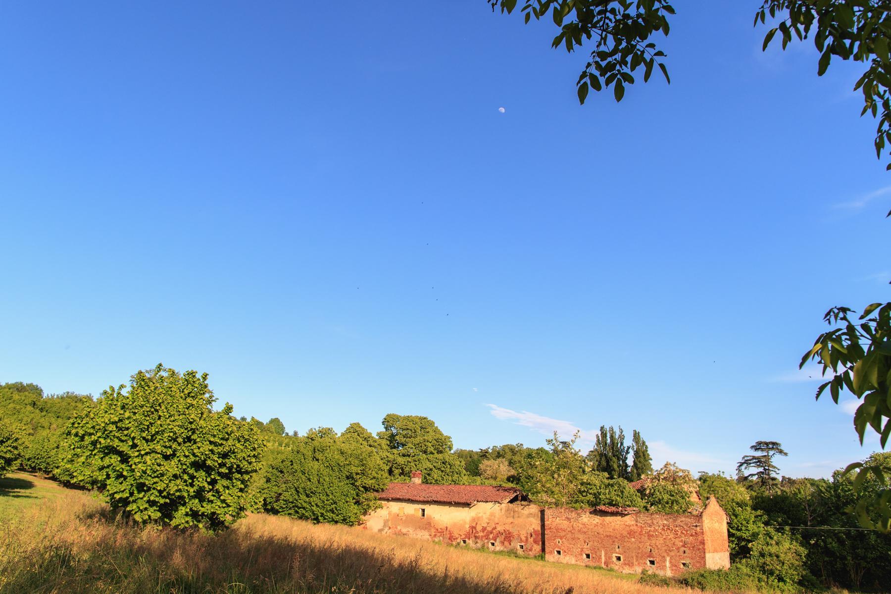 Ancienne ferme dans la campagne de Turin - 13
