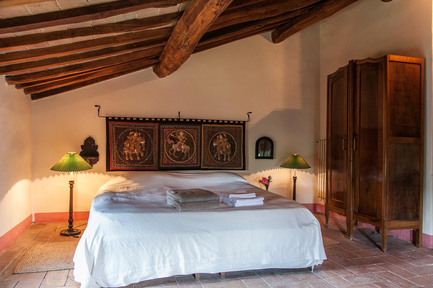 来自16世纪锡耶纳乡村优雅而古典的农舍 - 20