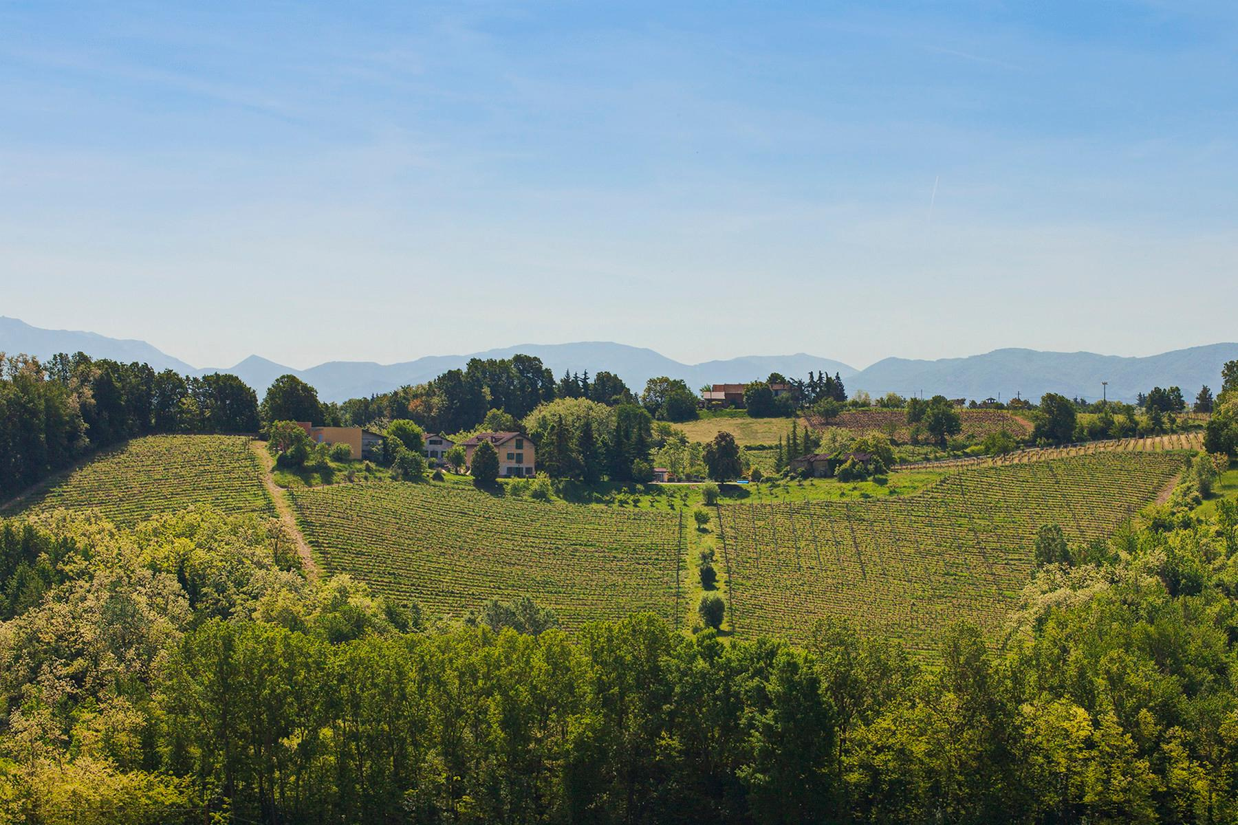 Elegant villa on top of a hill of Monferrato - 13