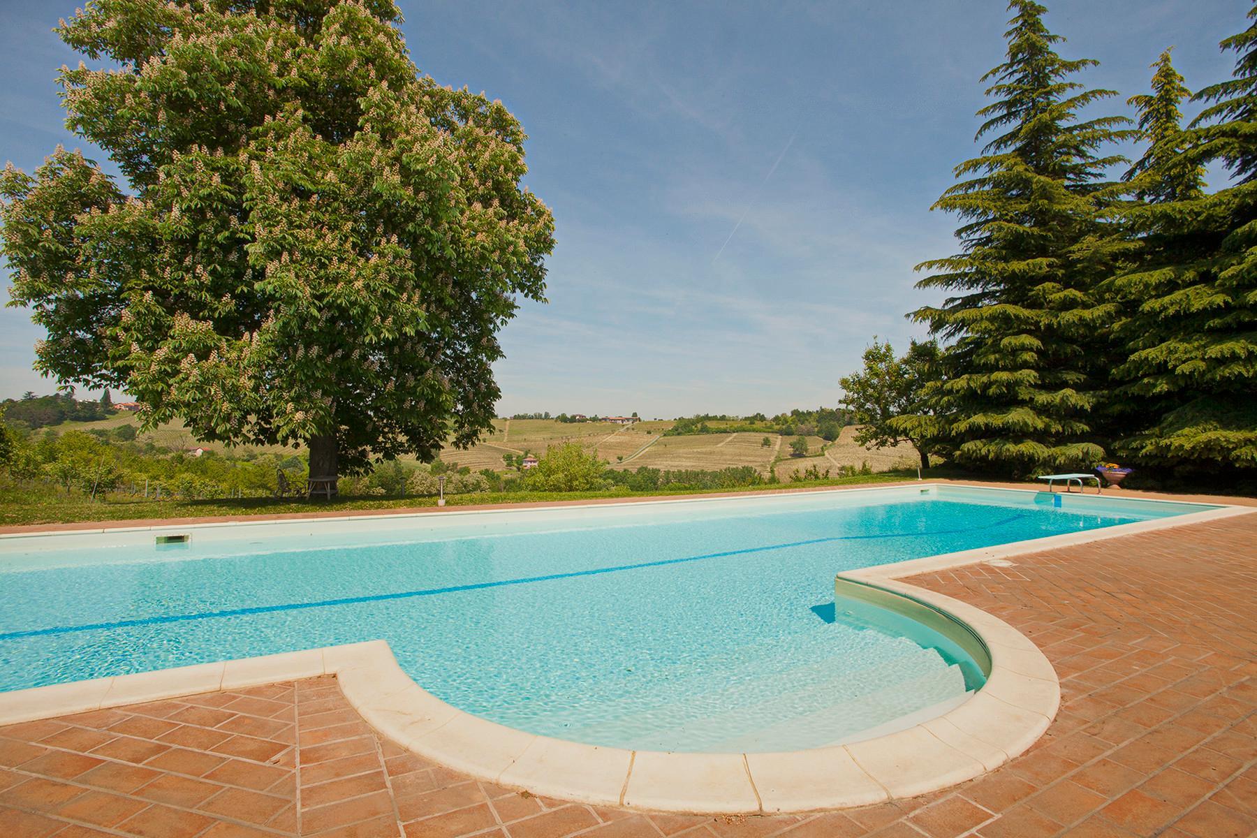 Elegant villa on top of a hill of Monferrato - 14