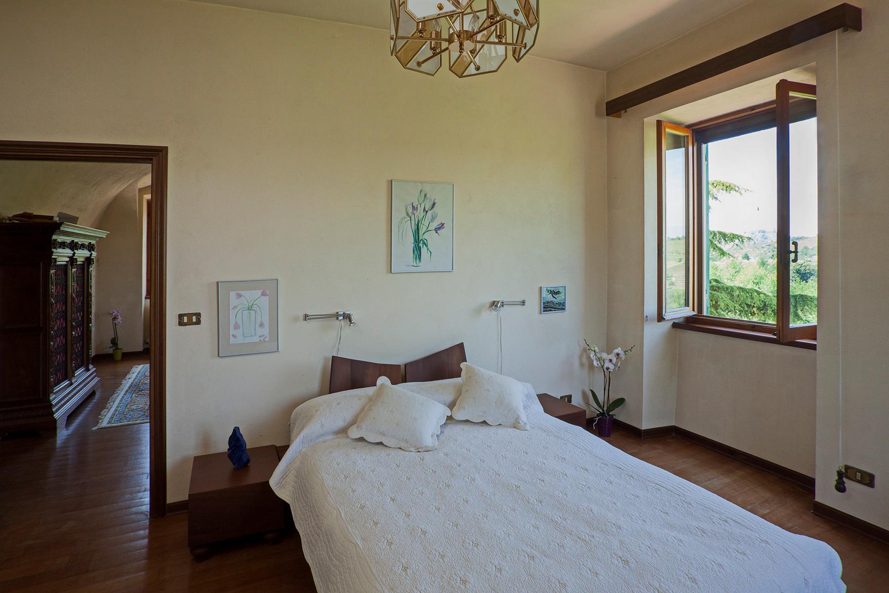 Elegant villa on top of a hill of Monferrato - 20
