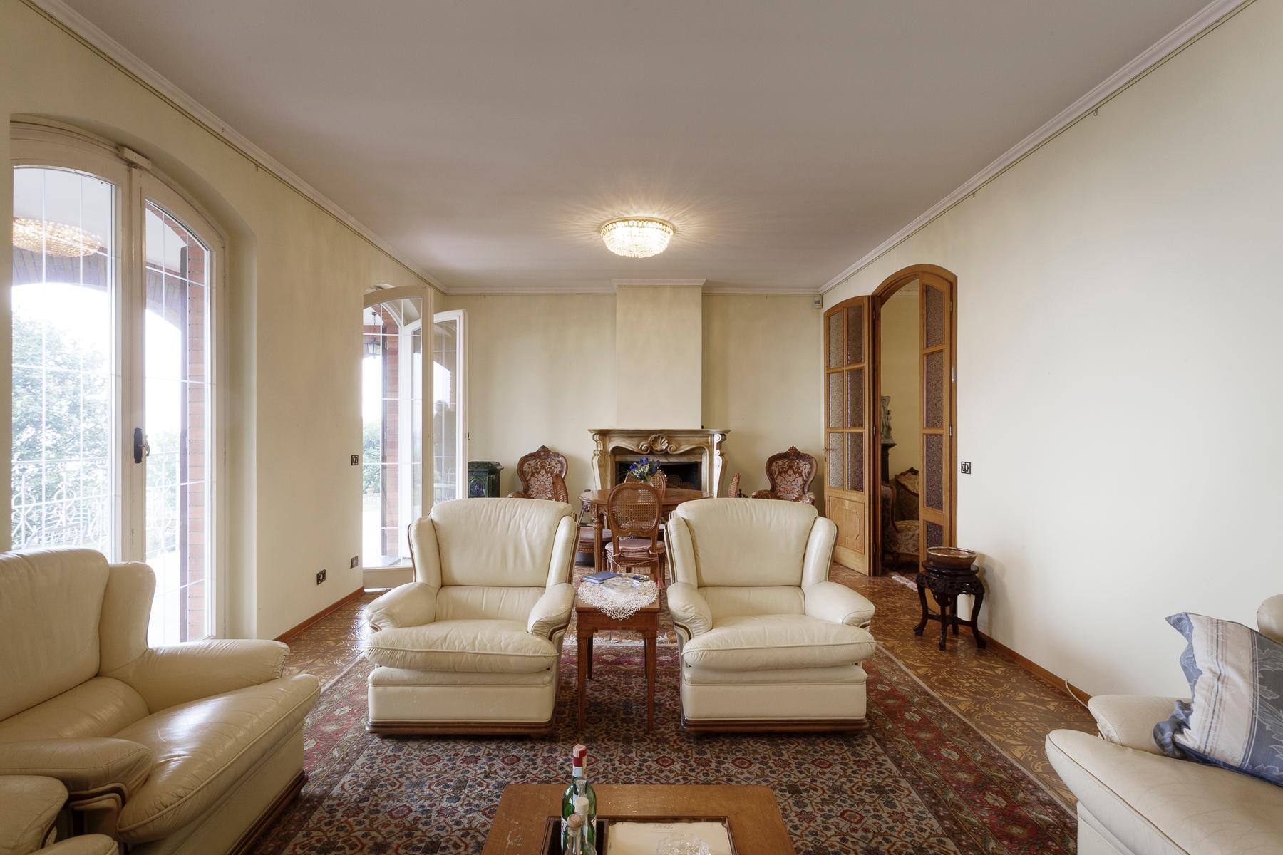 Gracious villa overlooking Lake Maggiore - 8