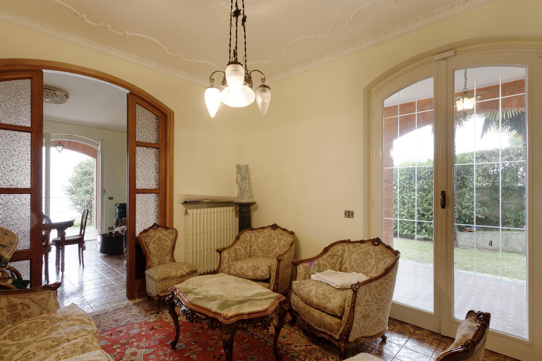Gracious villa overlooking Lake Maggiore - 11