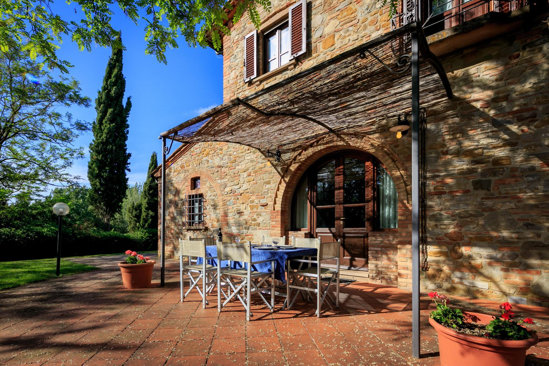 Wonderful countryhouse in the tuscan countryside - 12