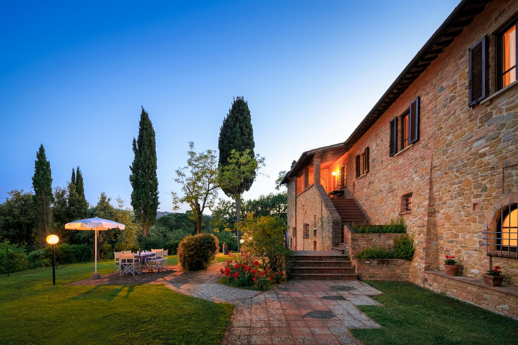 Wonderful countryhouse in the tuscan countryside - 1