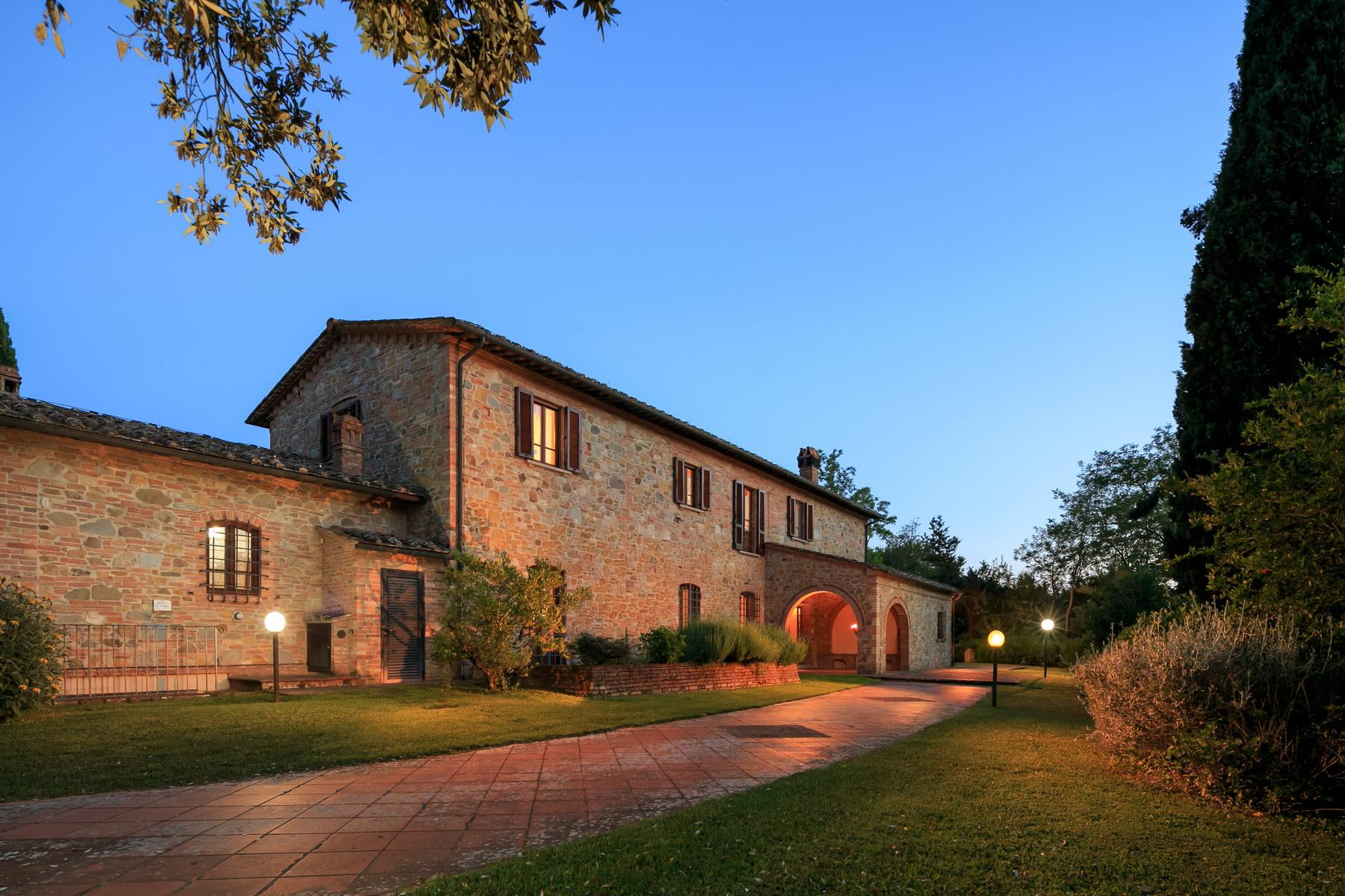 Wonderful countryhouse in the tuscan countryside - 17