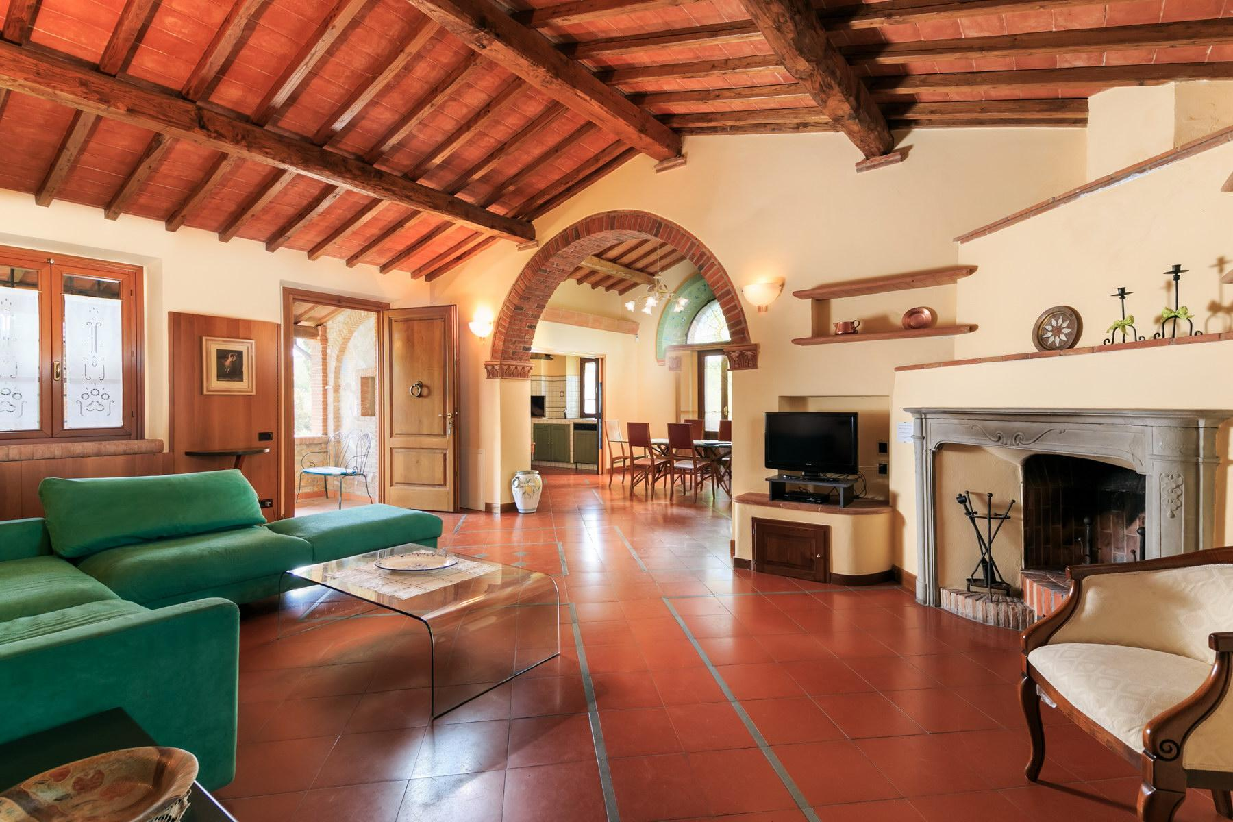 Wonderful countryhouse in the tuscan countryside - 5