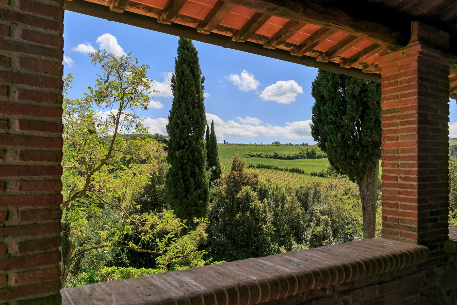 Wonderful countryhouse in the tuscan countryside - 8