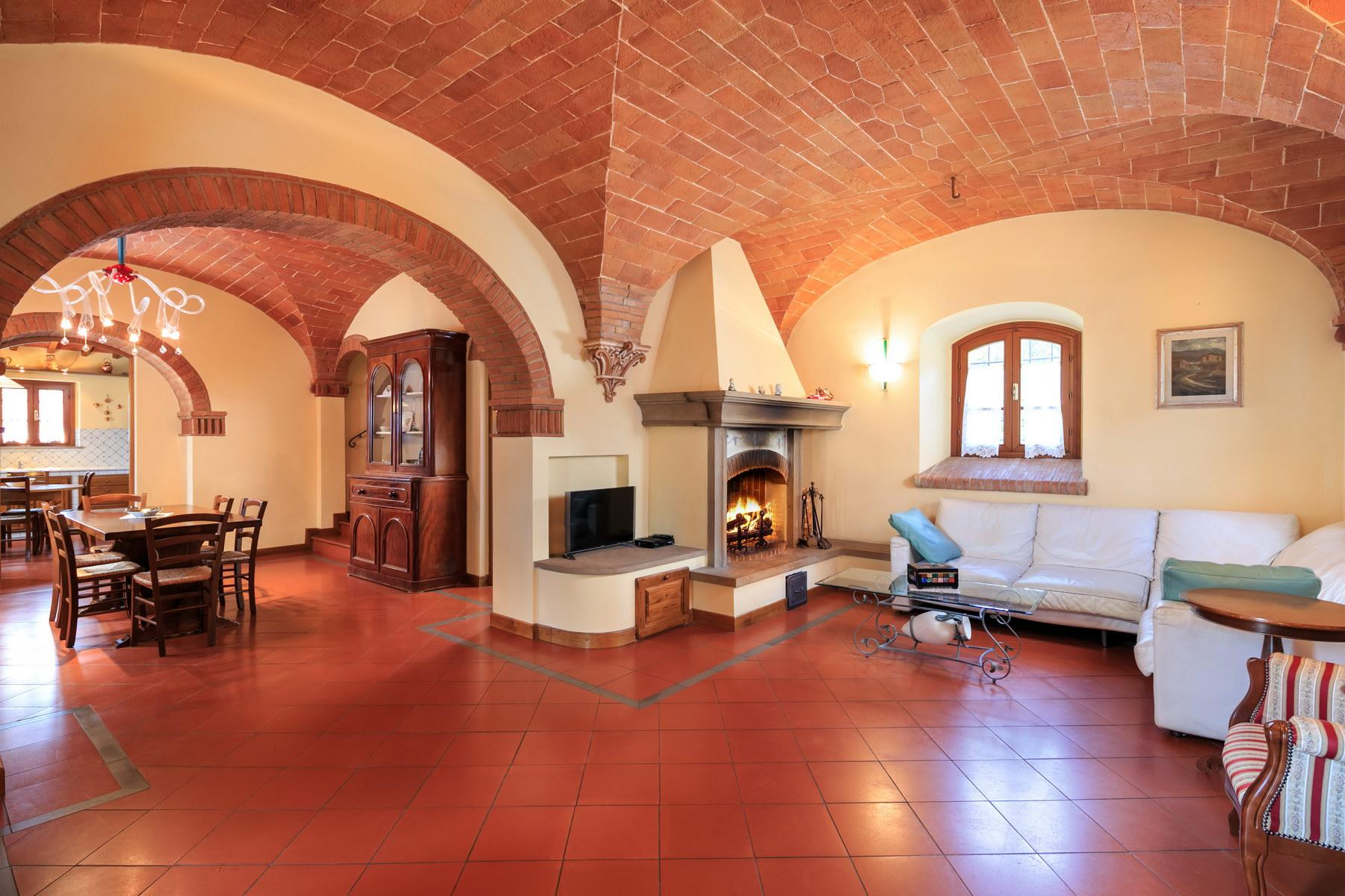 Wonderful countryhouse in the tuscan countryside - 6