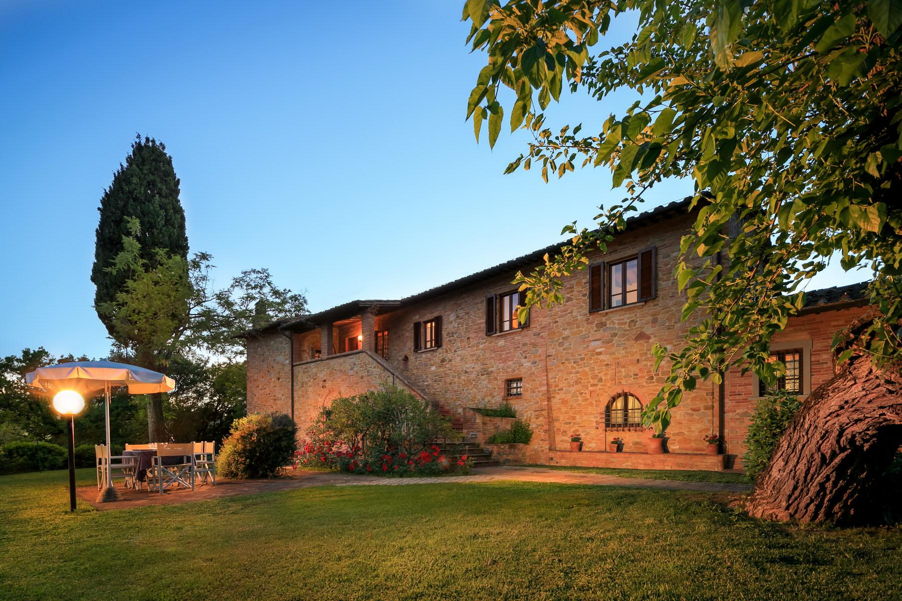 Wonderful countryhouse in the tuscan countryside - 2
