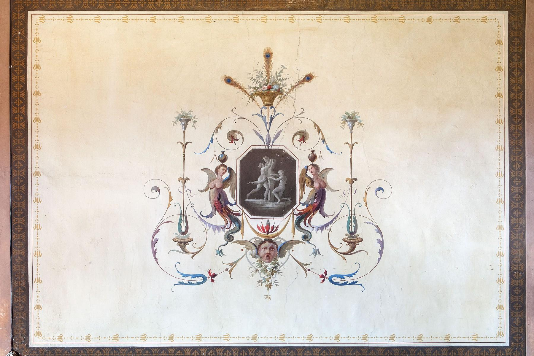 Herrliche Villa aus 1600 mit gepflanztem Park - 14