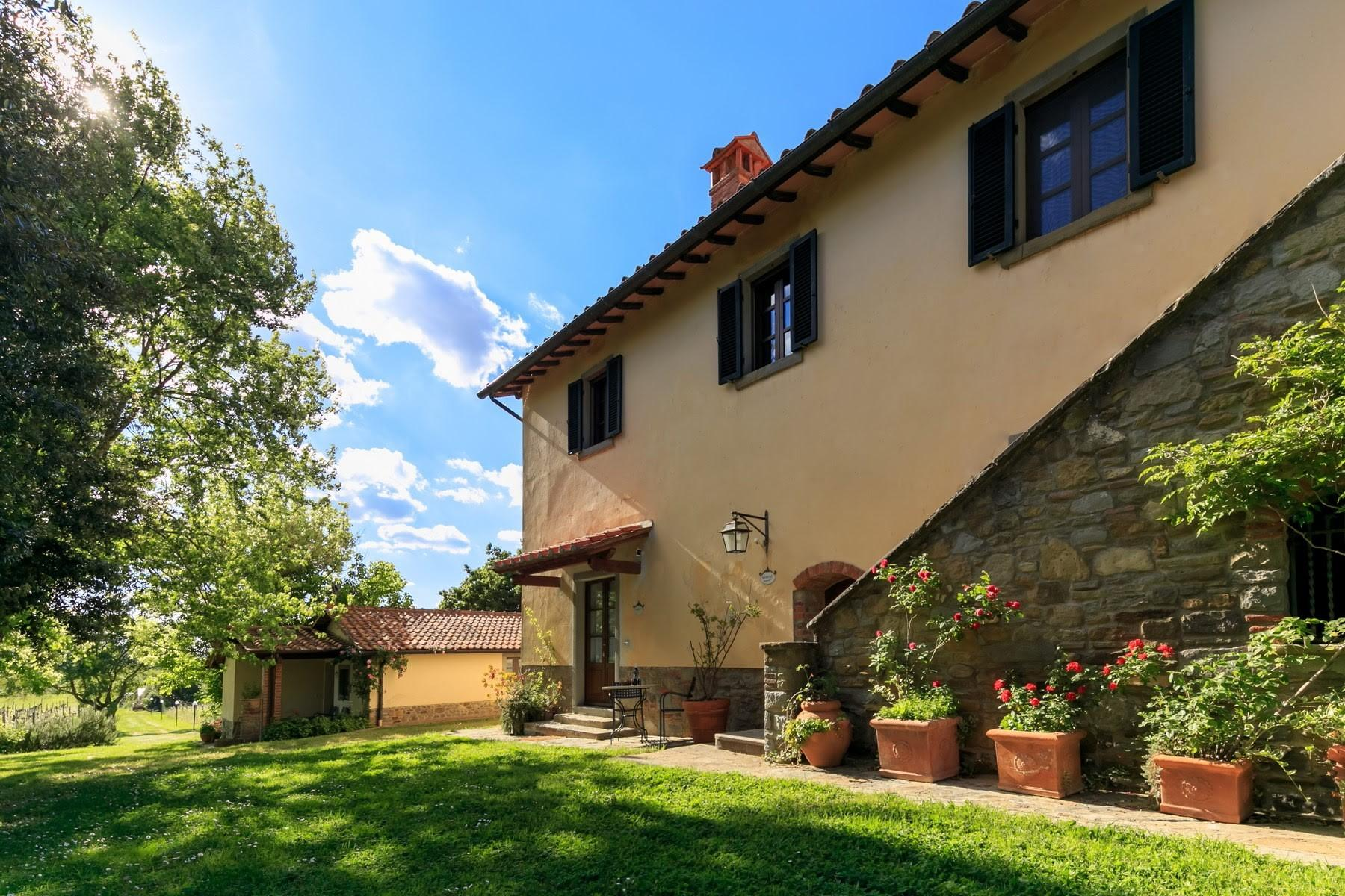 Agritourismo and Biodynamic farm in the heart of Tuscany with 15 ha of land. - 4