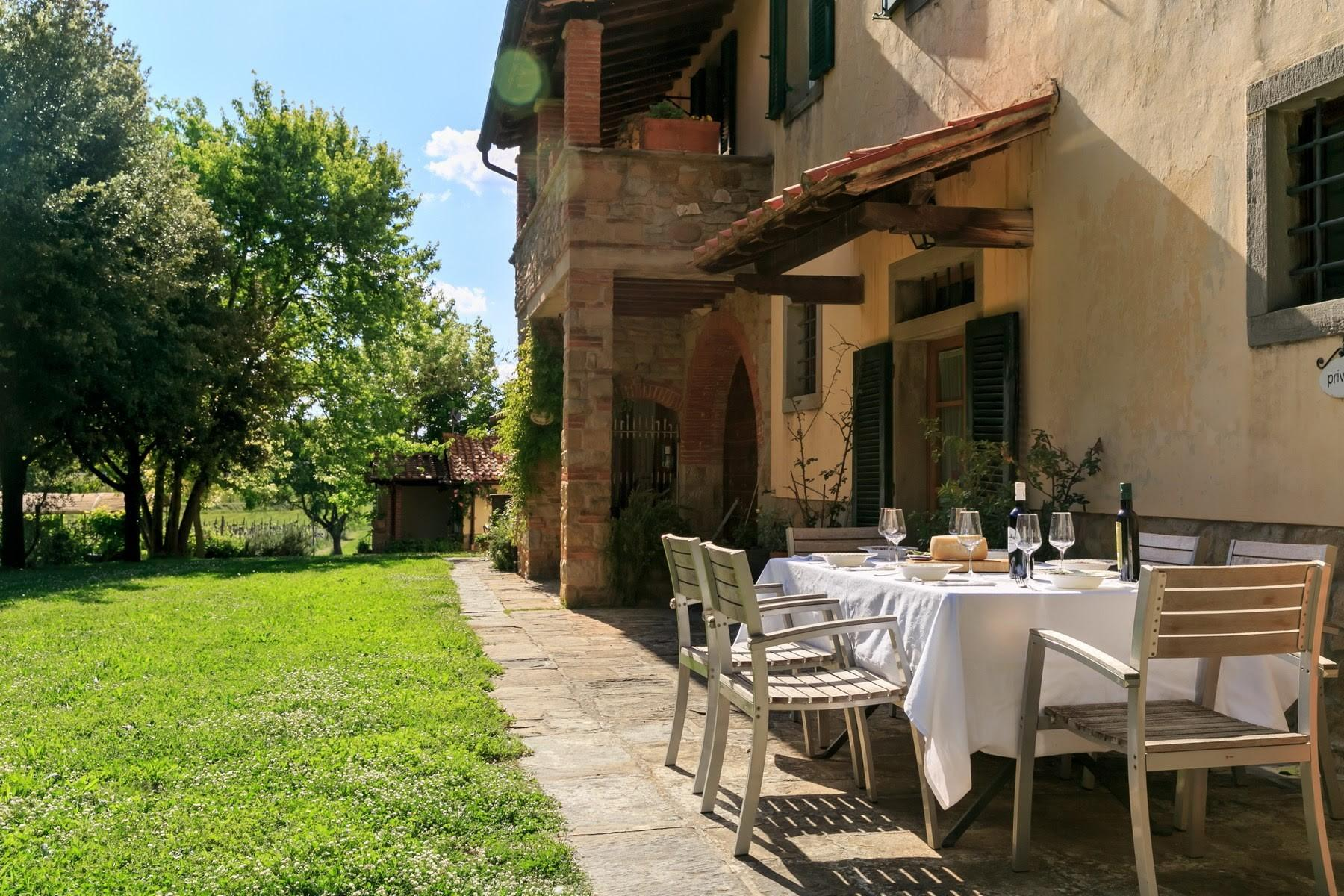 Agritourismo and Biodynamic farm in the heart of Tuscany with 15 ha of land. - 10