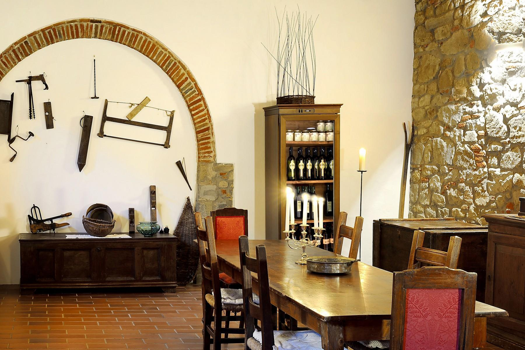 Agritourismo and Biodynamic farm in the heart of Tuscany with 15 ha of land. - 11