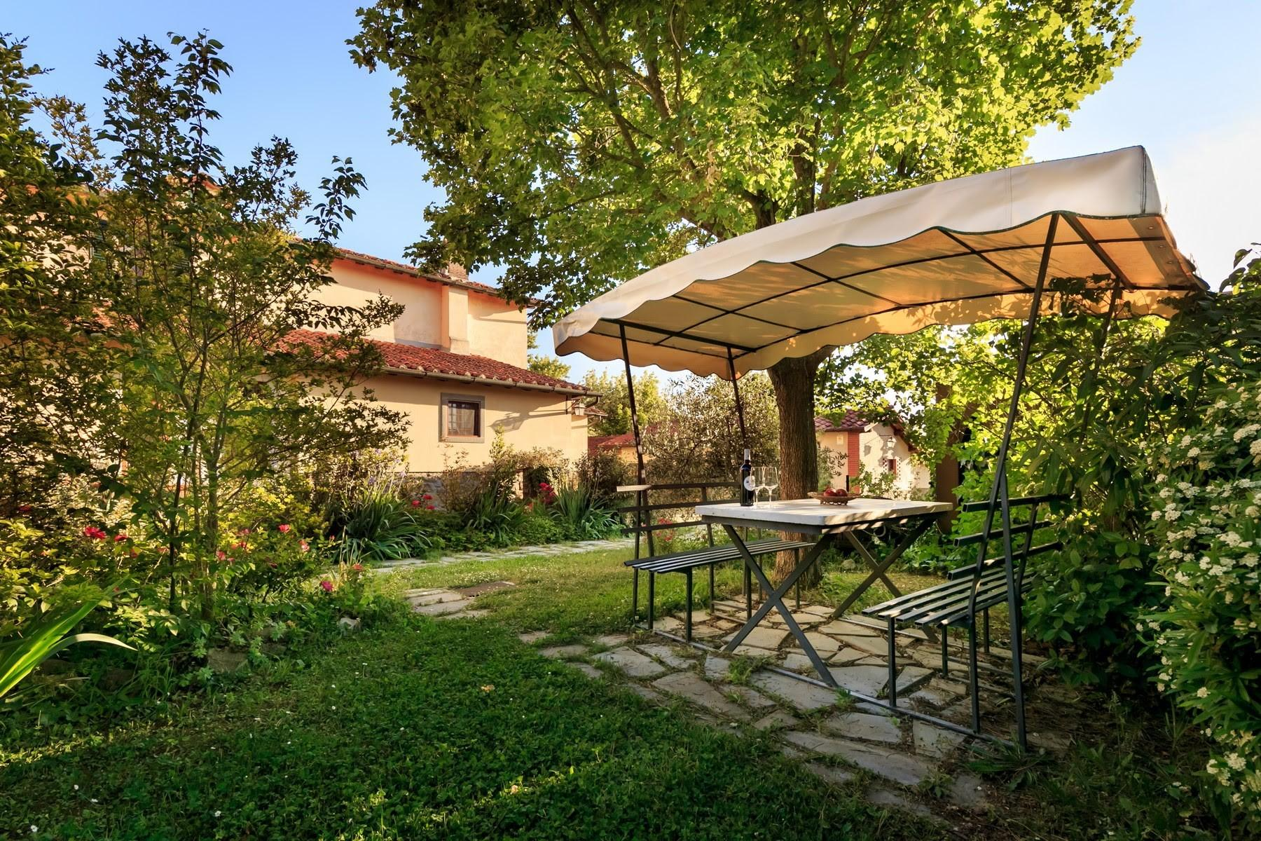 Agritourismo and Biodynamic farm in the heart of Tuscany with 15 ha of land. - 15