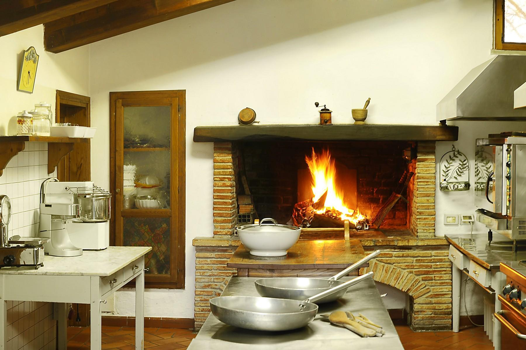 Agritourismo and Biodynamic farm in the heart of Tuscany with 15 ha of land. - 22