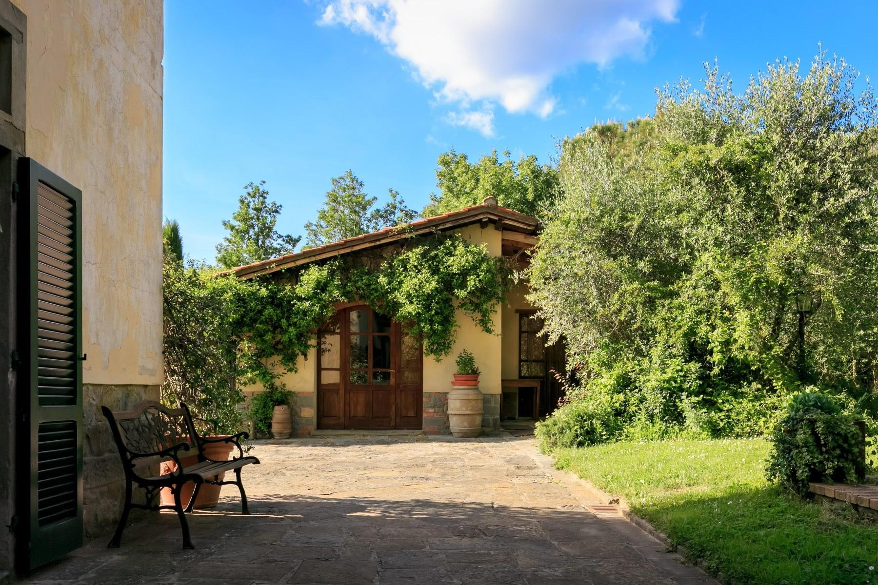 Agritourismo and Biodynamic farm in the heart of Tuscany with 15 ha of land. - 23