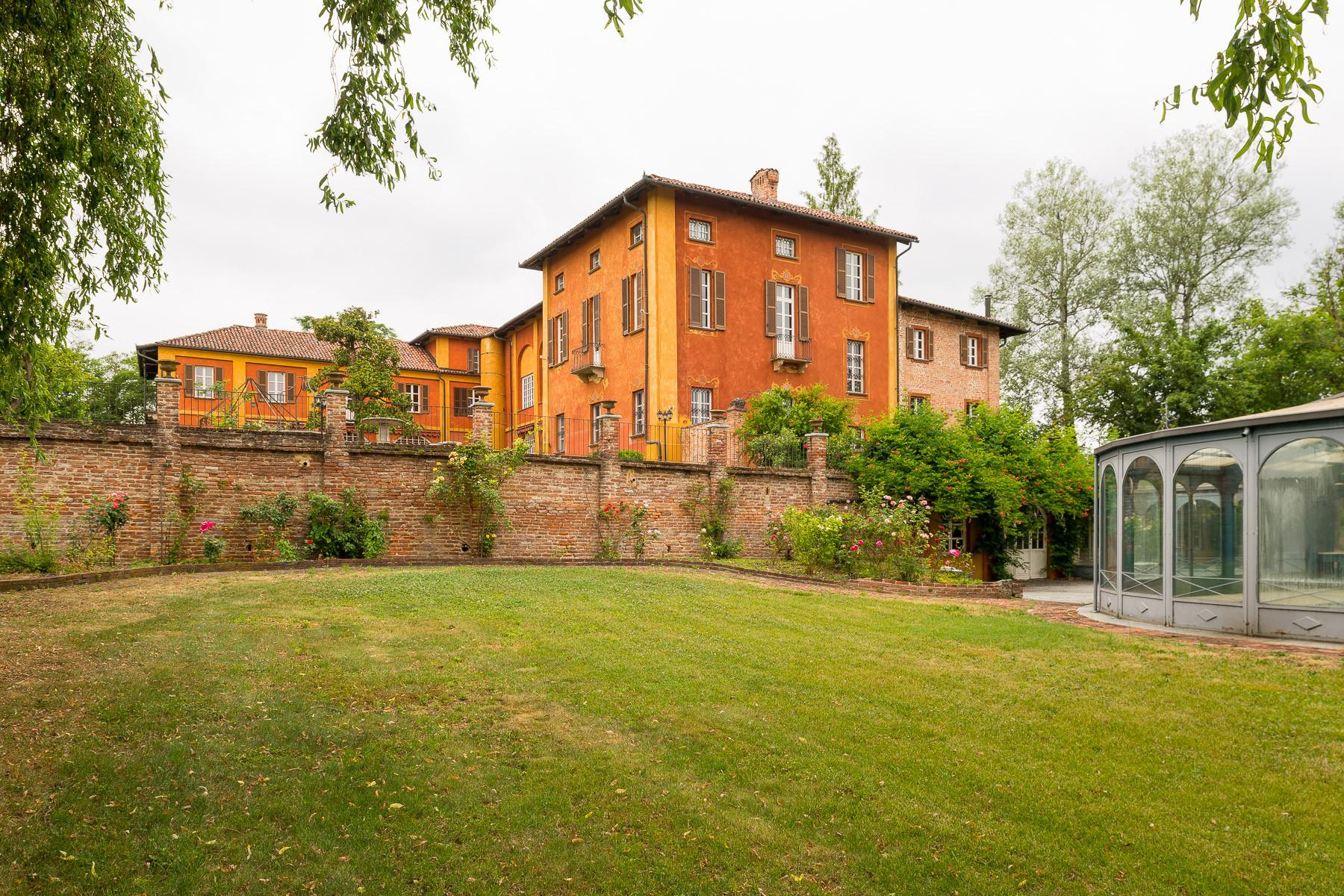 Historical mansion in the Asti hills - 2